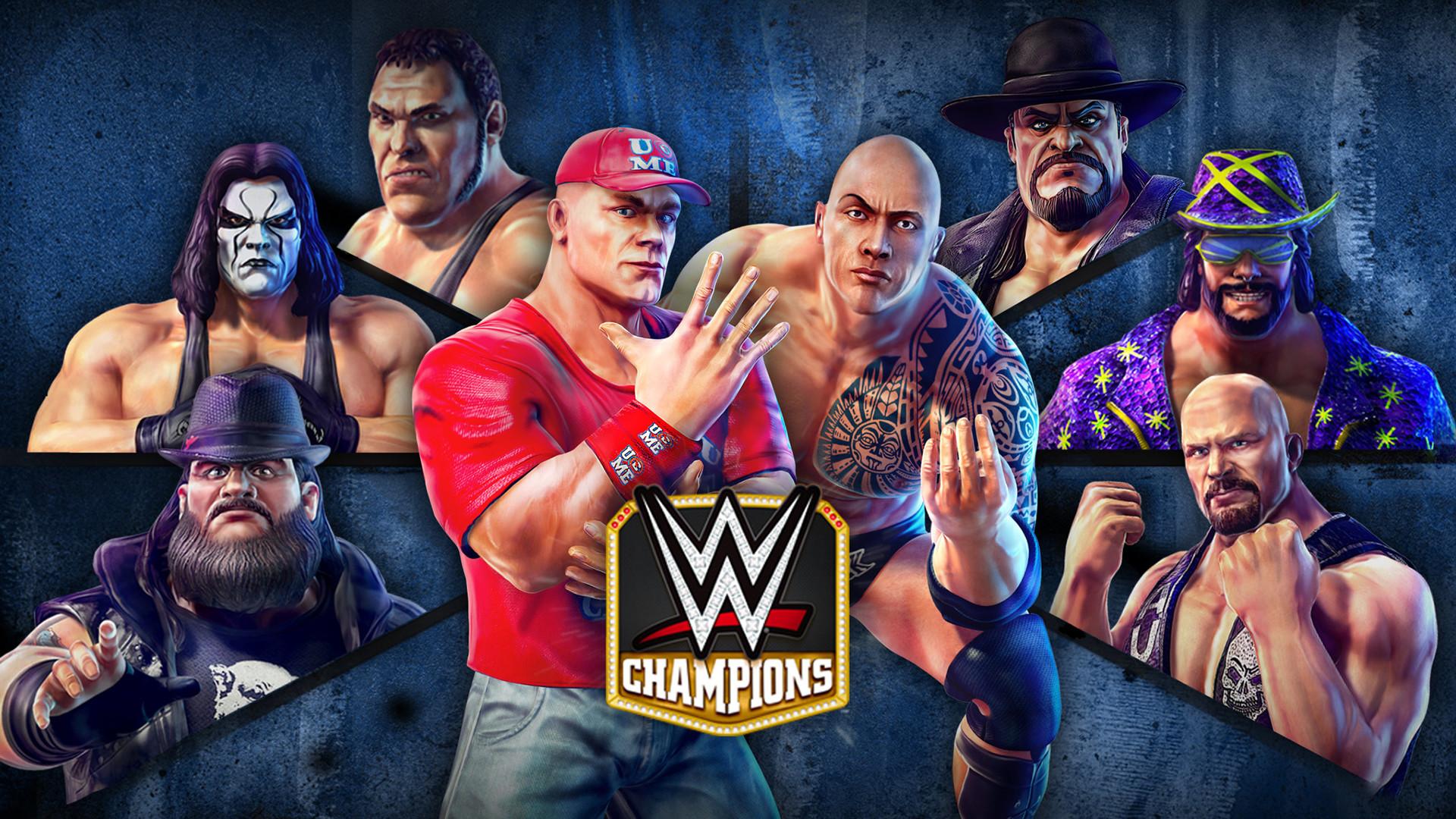 WWE Champions Wallpaper