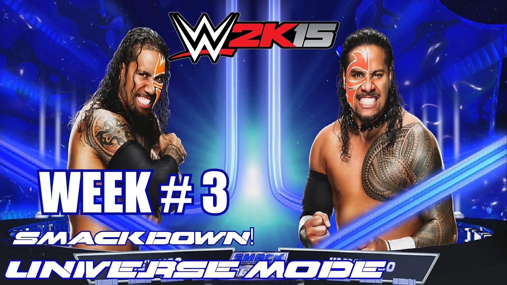 jimmy and jey uso Wallpapers for Desktop