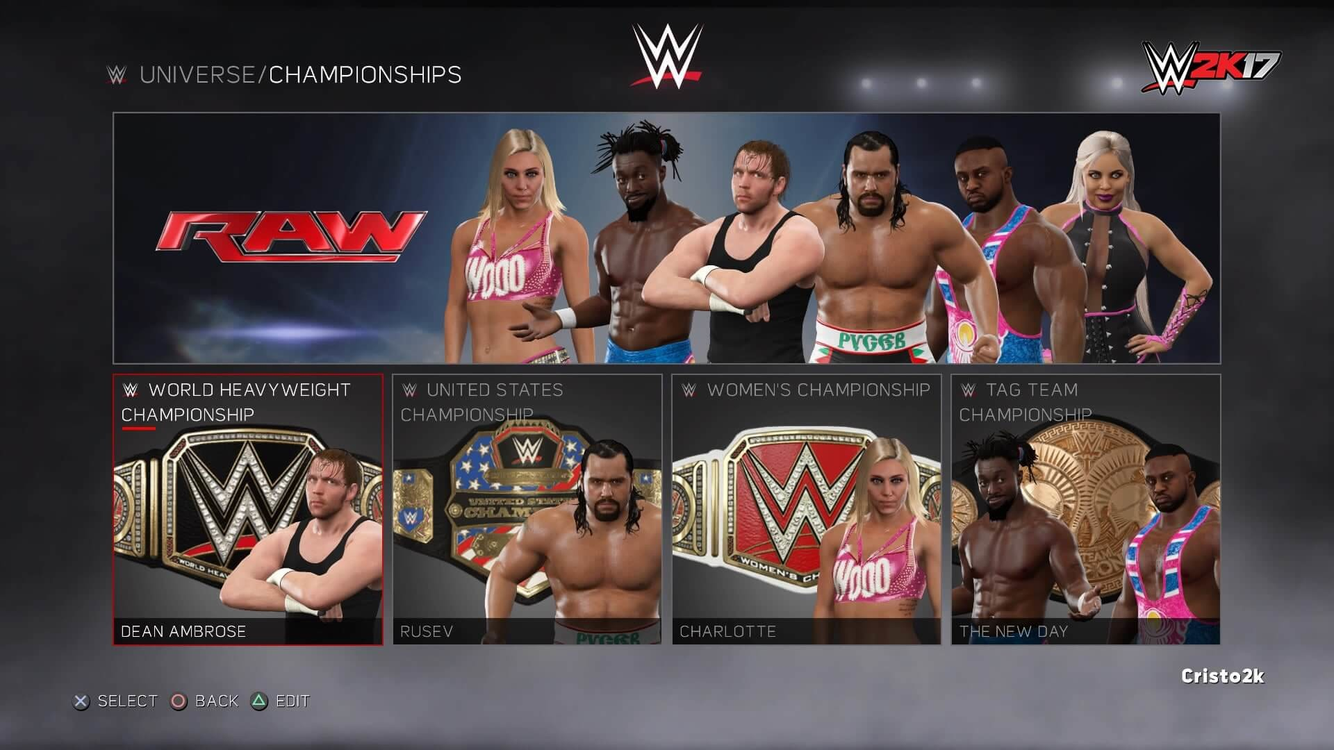 MASSIVE WWE 2K17 Universe Mode Reveal! All The Details! – WWE 2K17 Coverage  – News & Updates