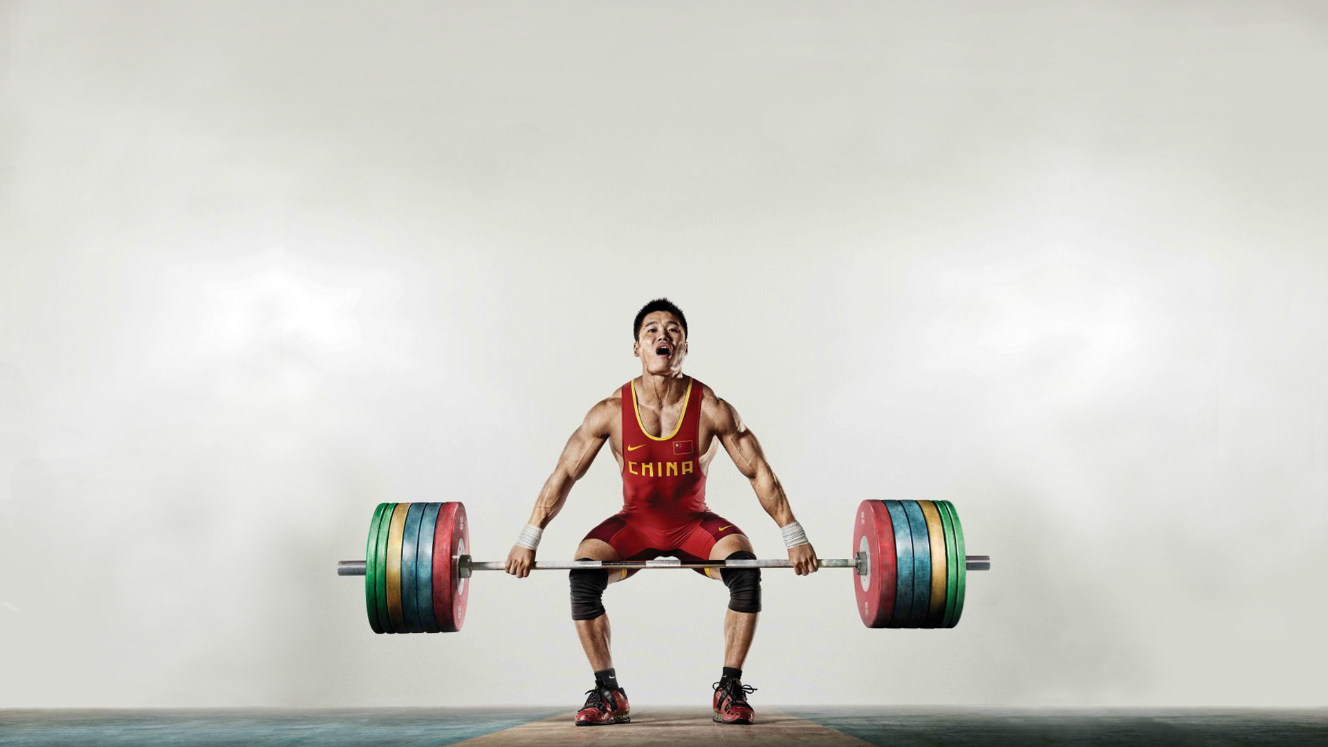 Wallpapers For Olympic Olympic Weight Lifting Wallpaper