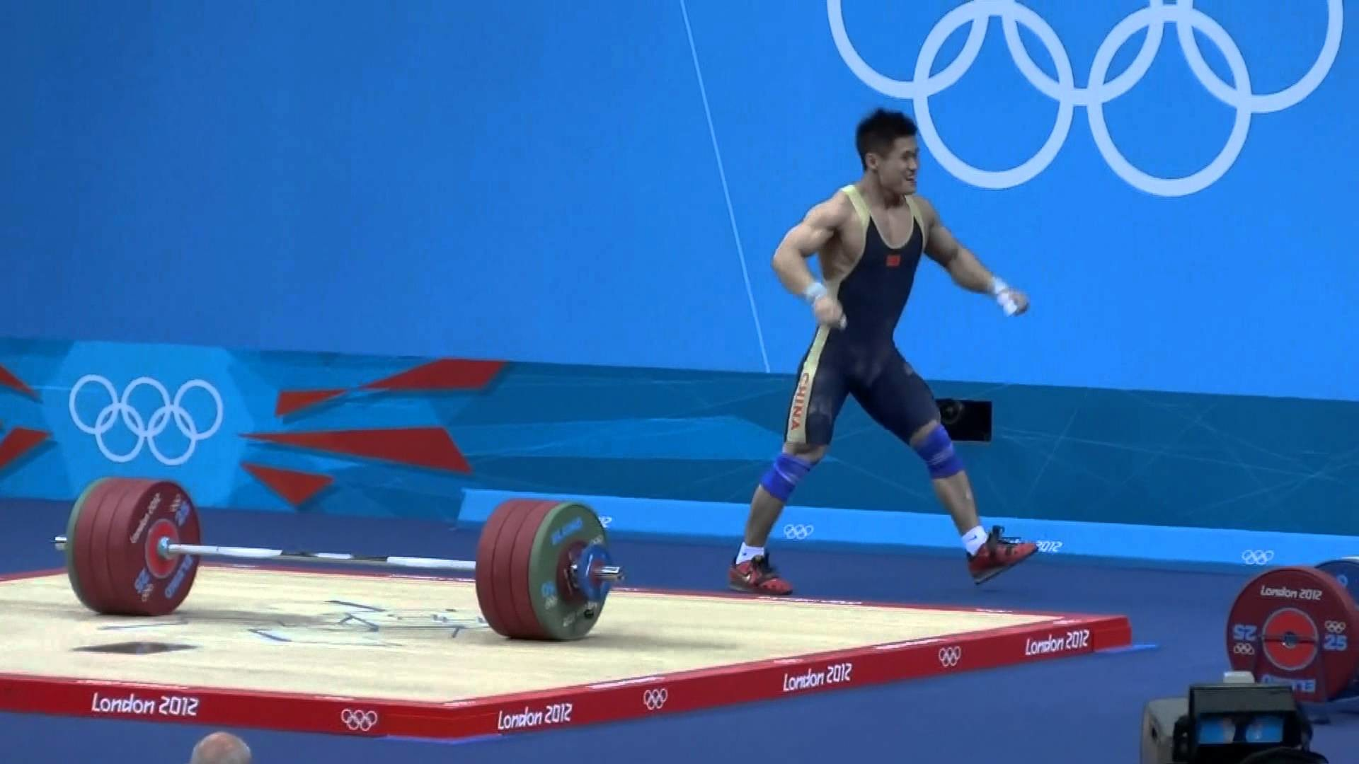 Olympic Weightlifting World Record 2012