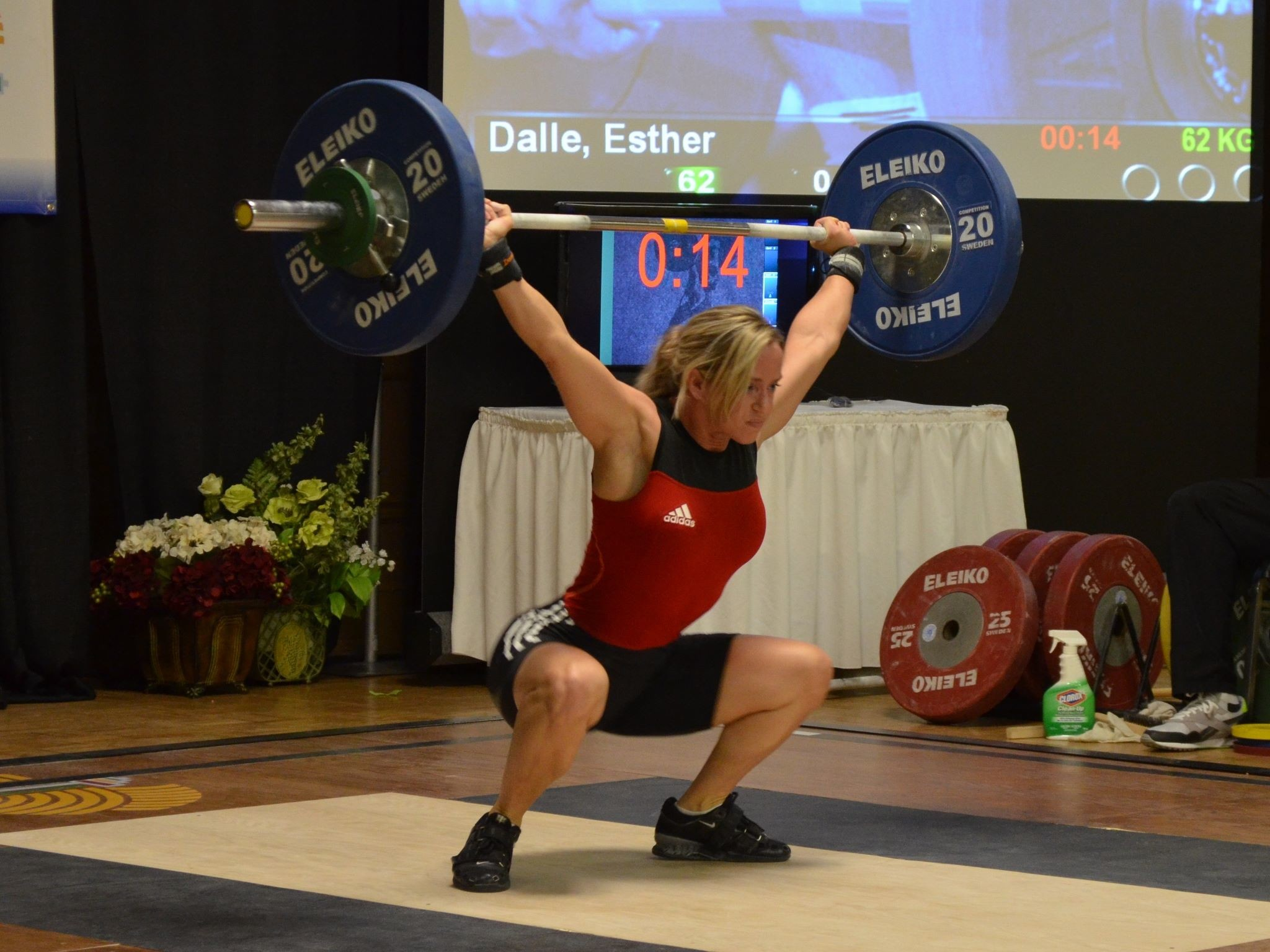 2014 JustLift Fall Club Meet – Olympic Weightlifting Competition
