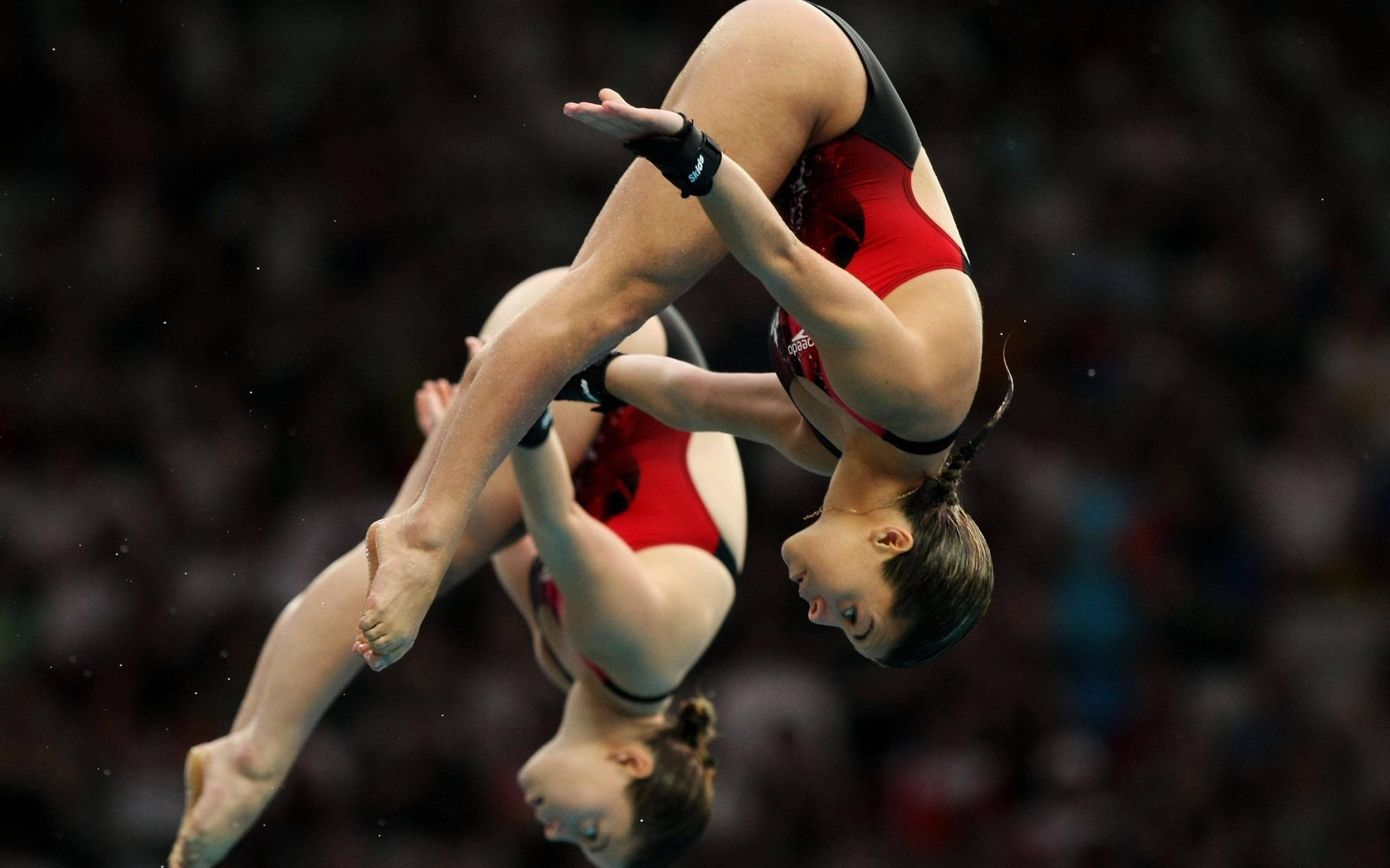 the Olympic diving… pic source .