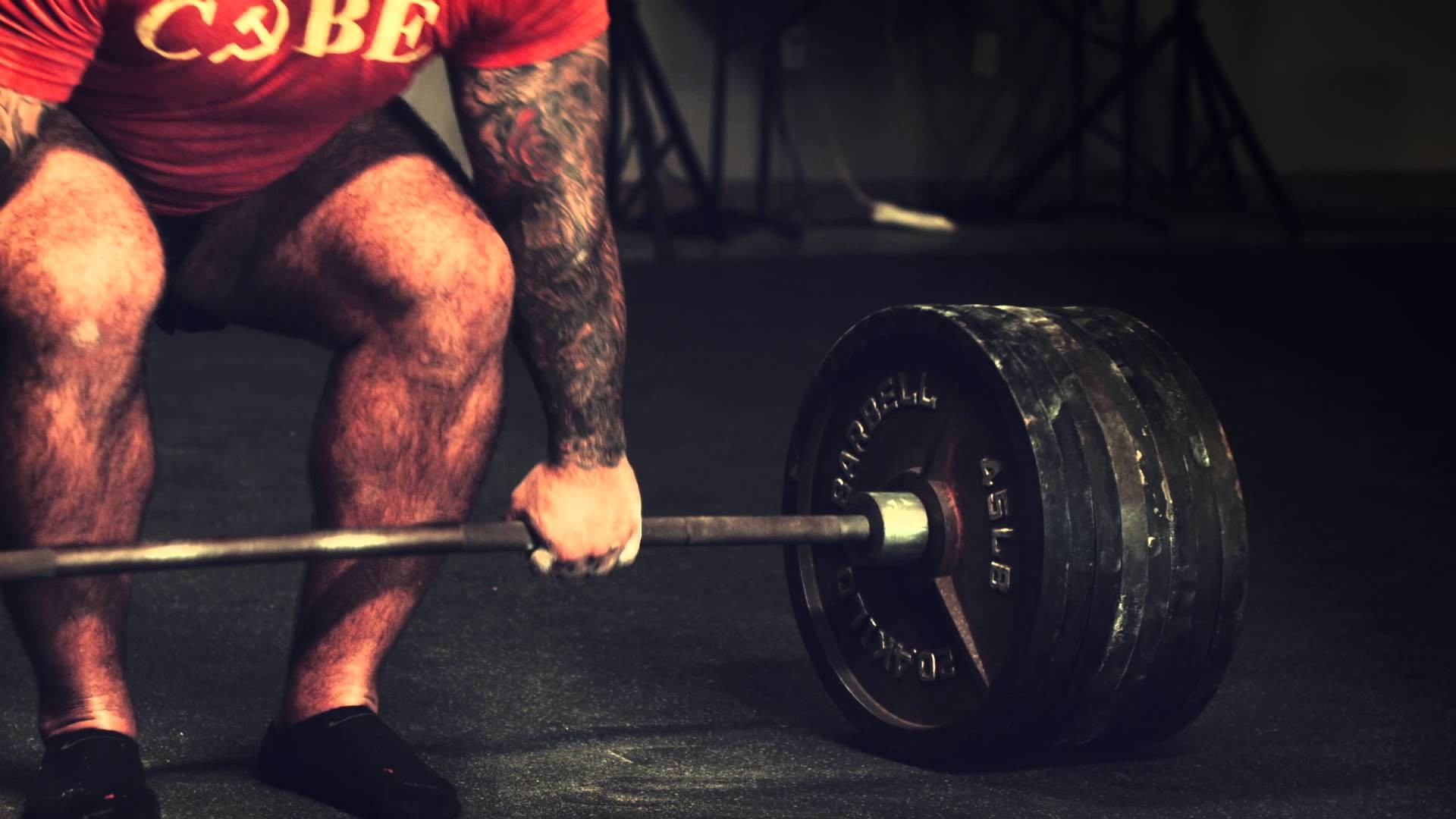 """Powerlifter Brandon Lilly's Cube method, like any good programme, is built  around increasing your performance in the """"big three""""."""