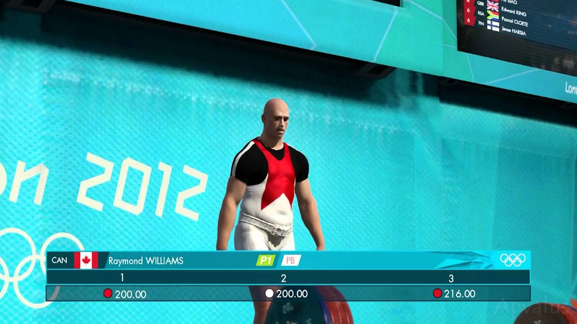 London 2012 The Official Video Game of the Olympic Games Weightlifting  Gameplay [ PC HD ] – YouTube