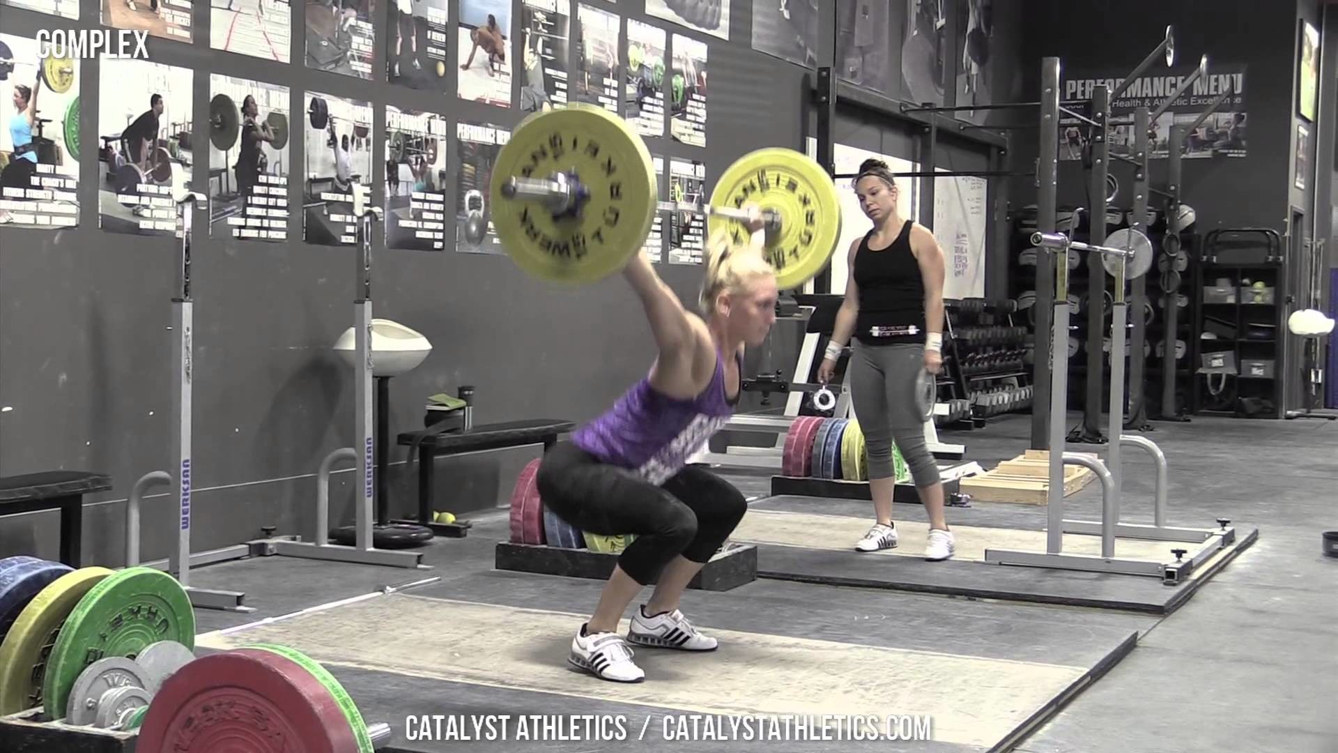 Complex – Olympic Weightlifting – Catalyst Athletics