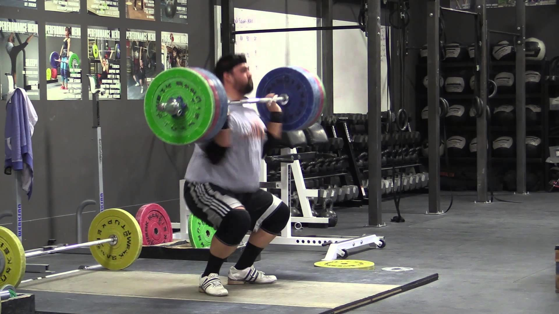 Olympic Weightlifting 3-30-15 – Snatch Pull, Clean, Jerk, Back Squat, Clean  Pull, Muscle Clean