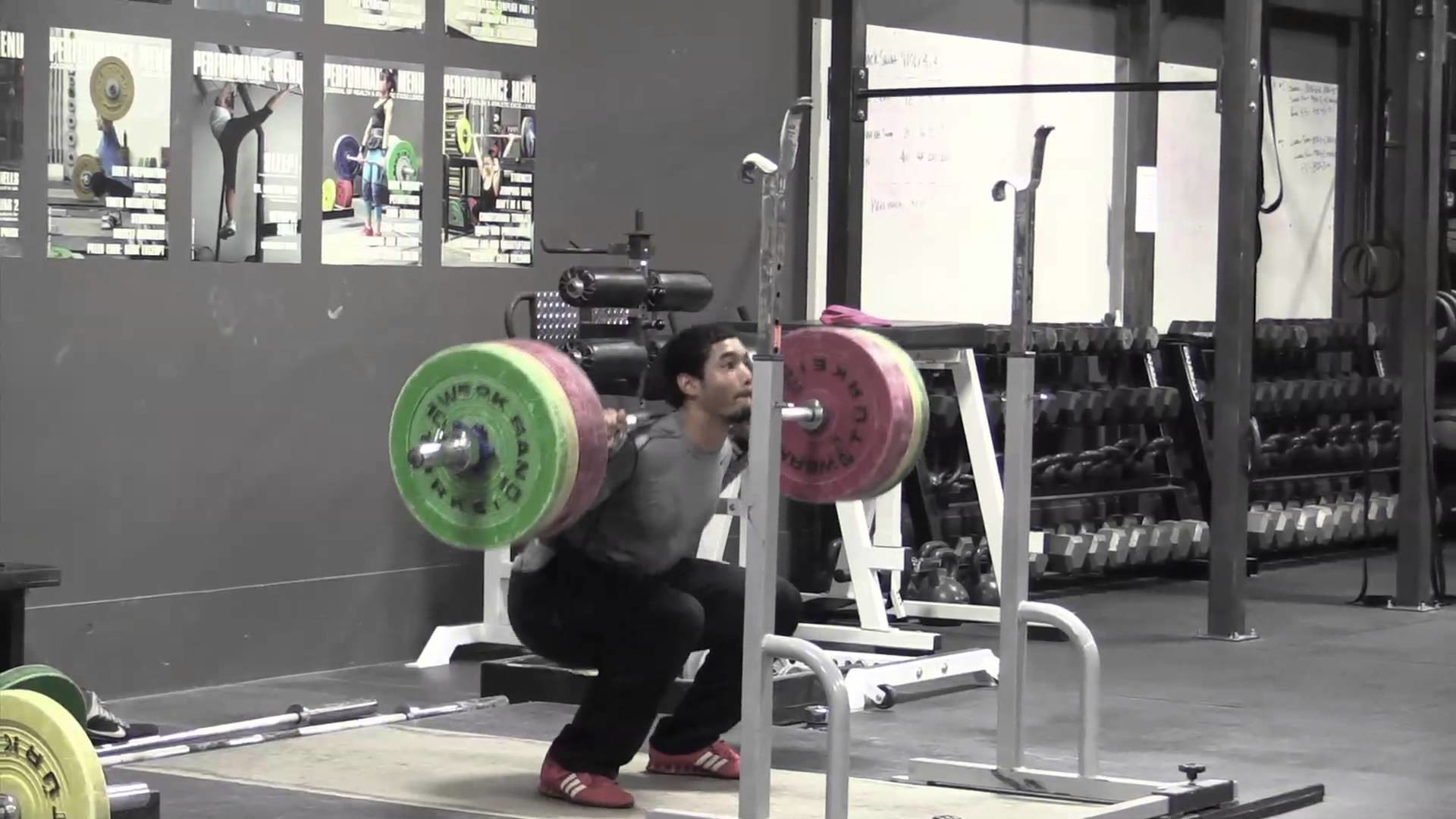 Olympic Weightlifting 1-19-15 – Halting Snatch Deadlift on Riser, Power  Snatch, Hang Snatch