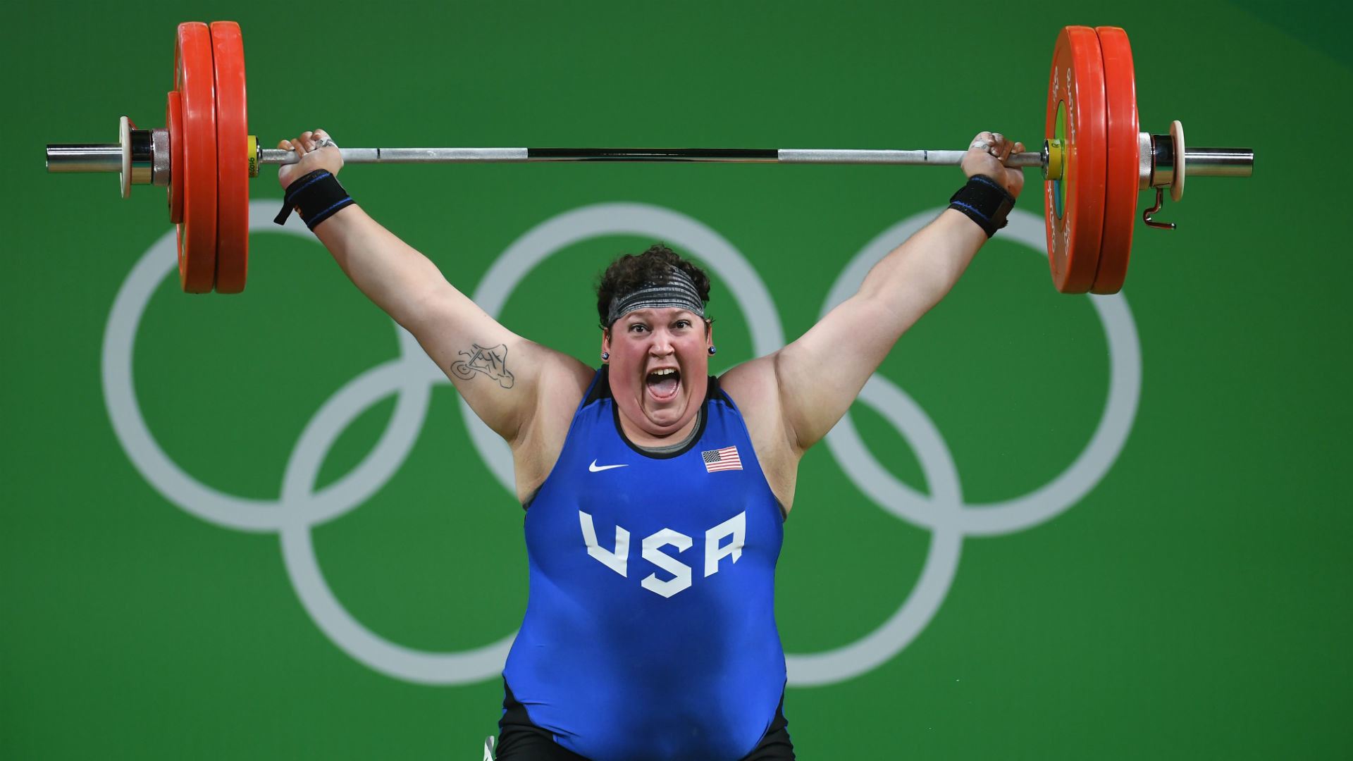 Rio Olympics 2016: Sarah Robles wins rare U.S. weightlifting medal after  return from doping ban | Athletics | Sporting News