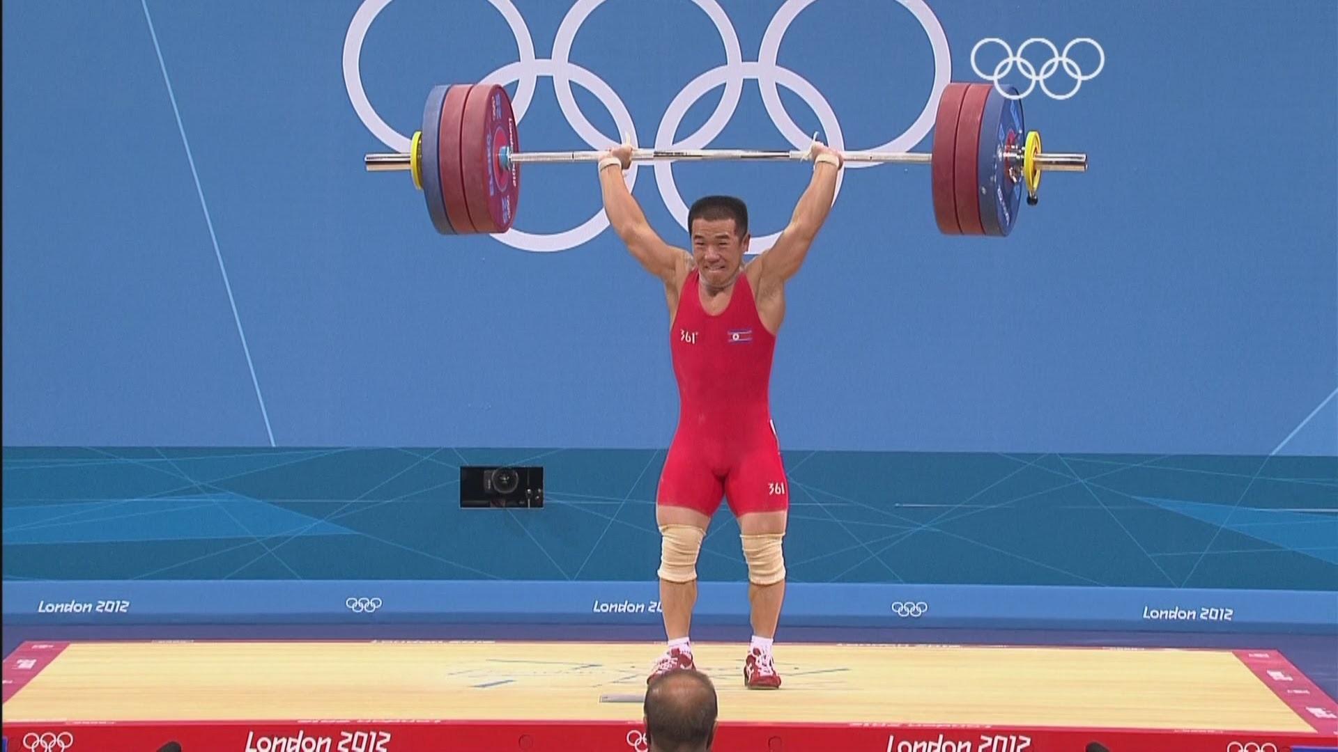 Yun Chol Om Wins Wins 56kg Weightlifting Gold – London 2012 Olympics –  YouTube