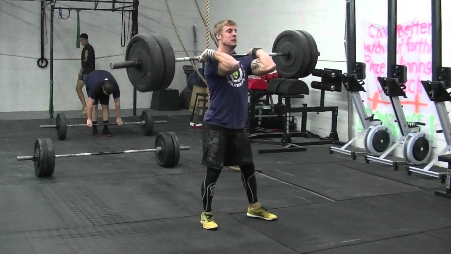 Last week I published a blog about a study that at least suggested that we  may not need to catch the bar to get the optimal benefits from the Olympic  lifts.