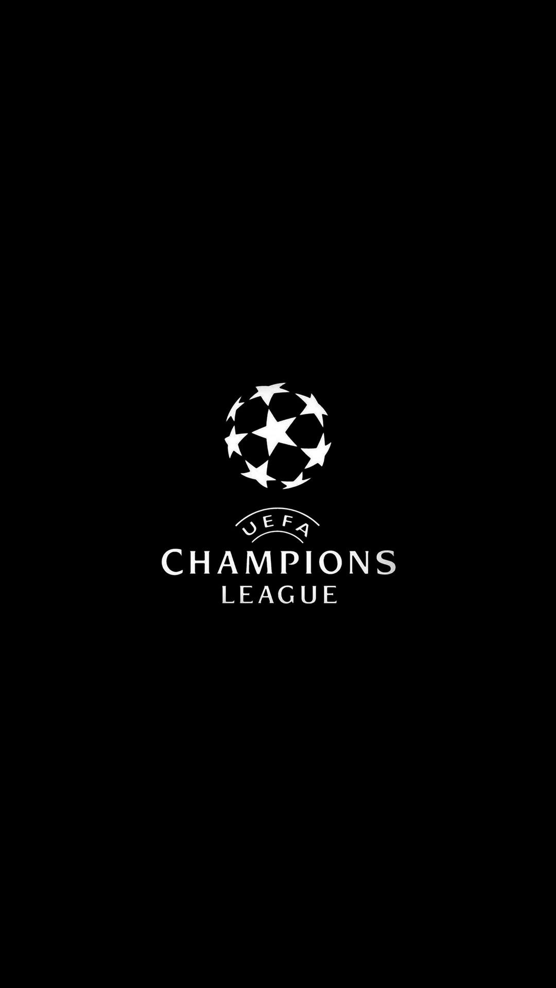 Champions League Europe Logo Soccer Art Illustration Dark Bw #iPhone #6 # wallpaper