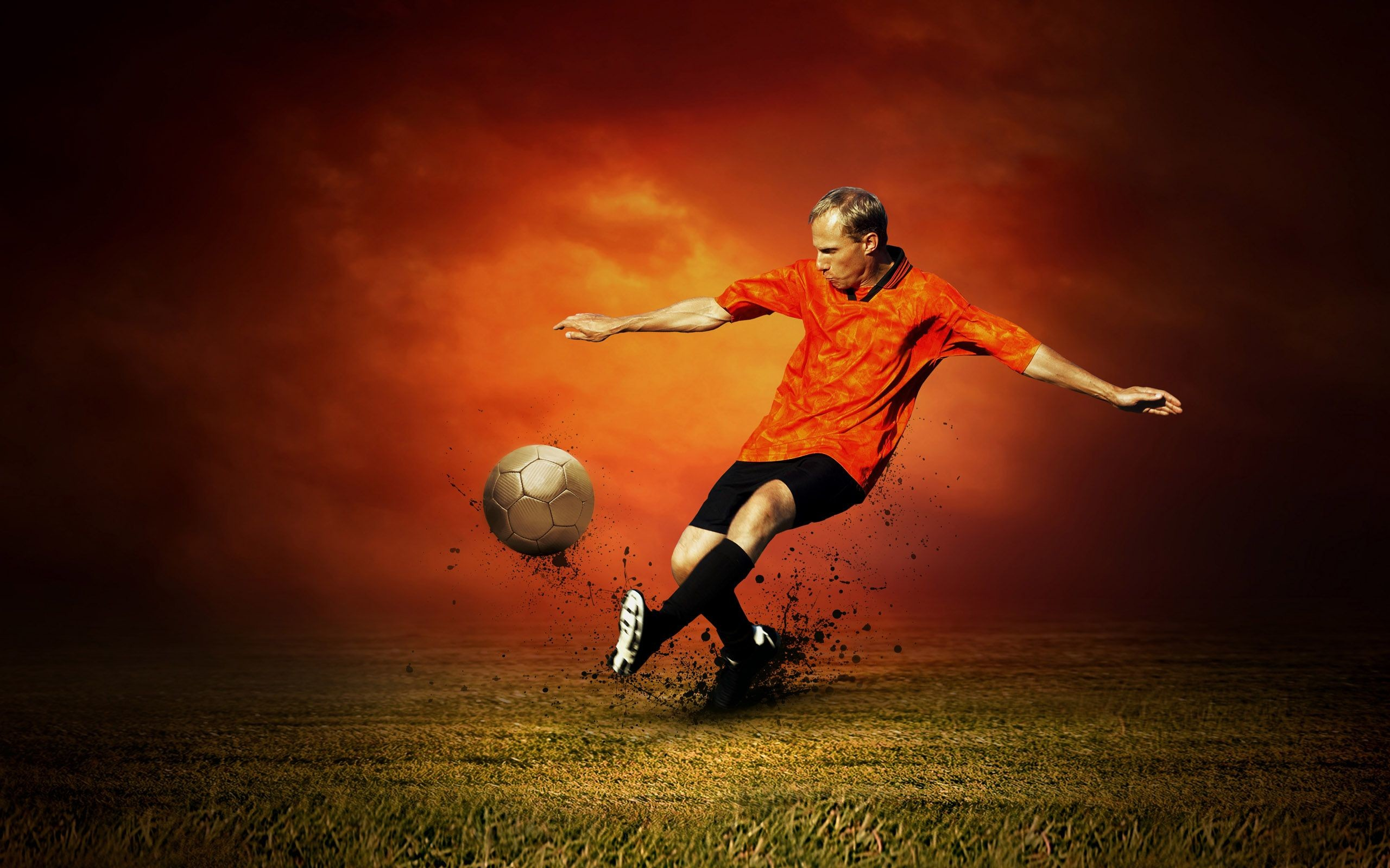 HD Cool Soccer Backgrounds.
