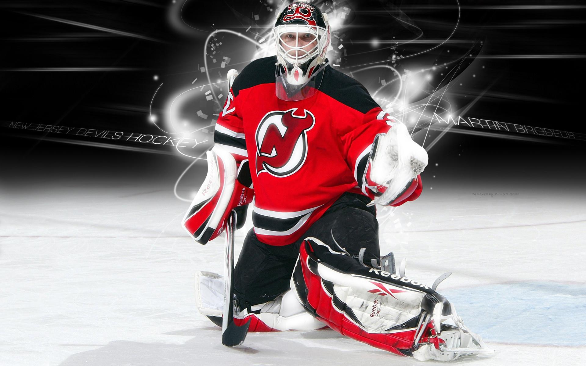 New Jersey Devils NHL HD Wallpaper