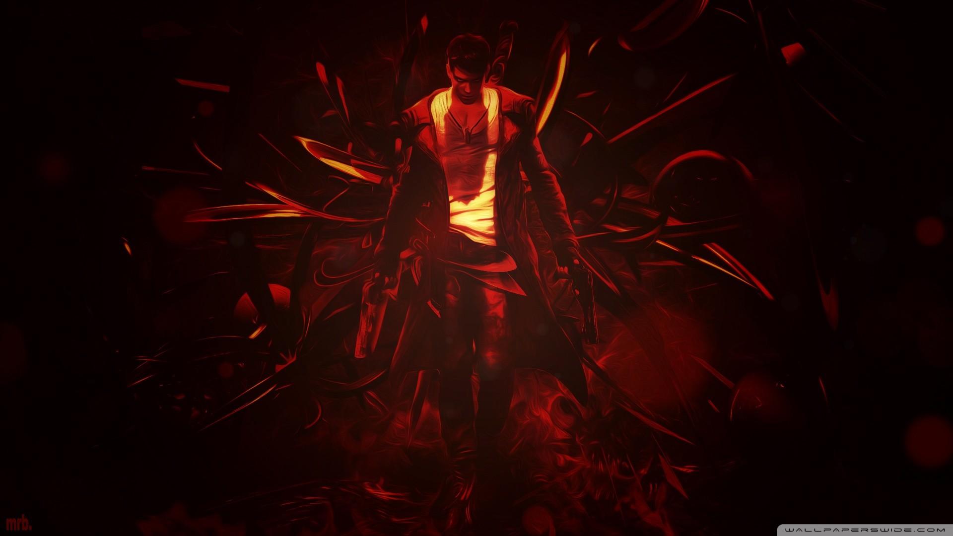 Devil May Cry Hd Wallpaper Devil, May, Cry, Hd