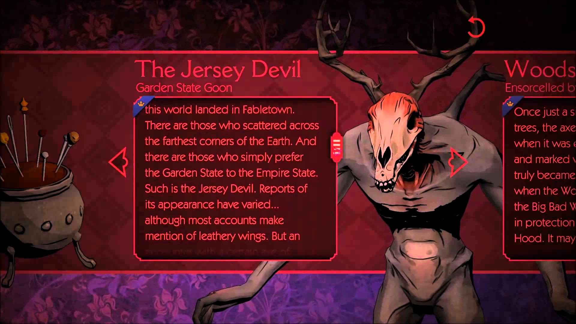 The Jersey Devil's galleries