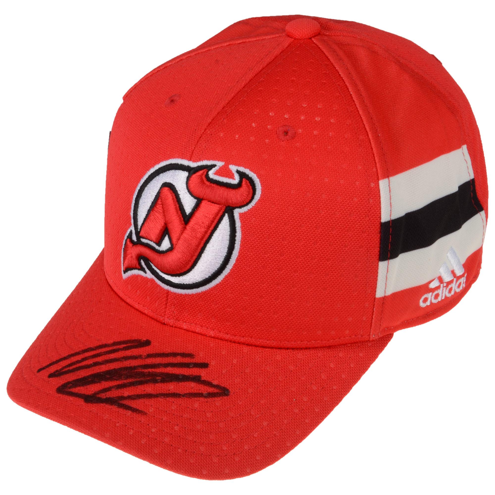 Fanatics Authentic Nico Hischier New Jersey Devils Autographed 2017 NHL  Draft Cap