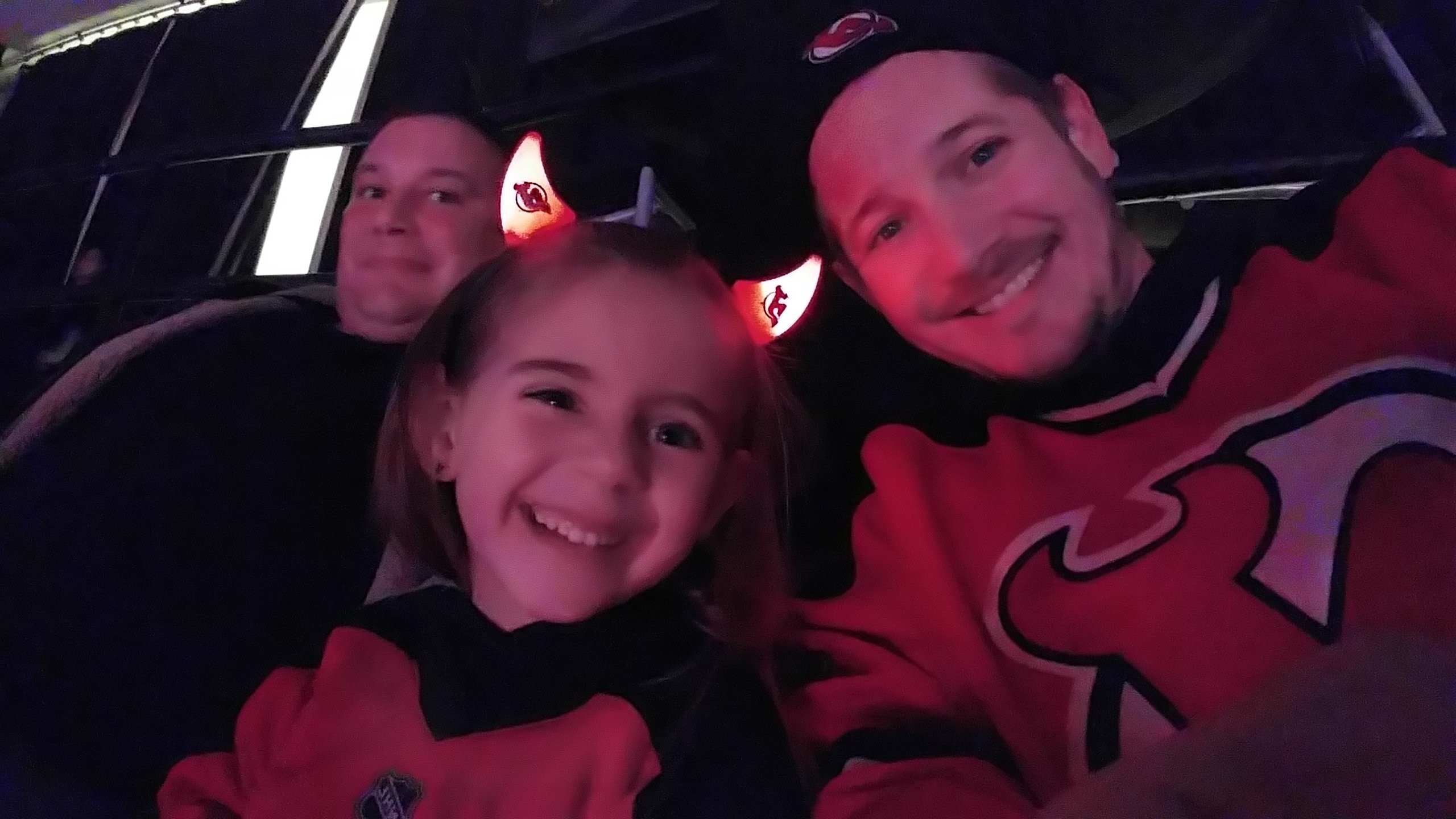 Mike attended New Jersey Devils vs. Tampa Bay Lightning – NHL on Oct 29th  2016