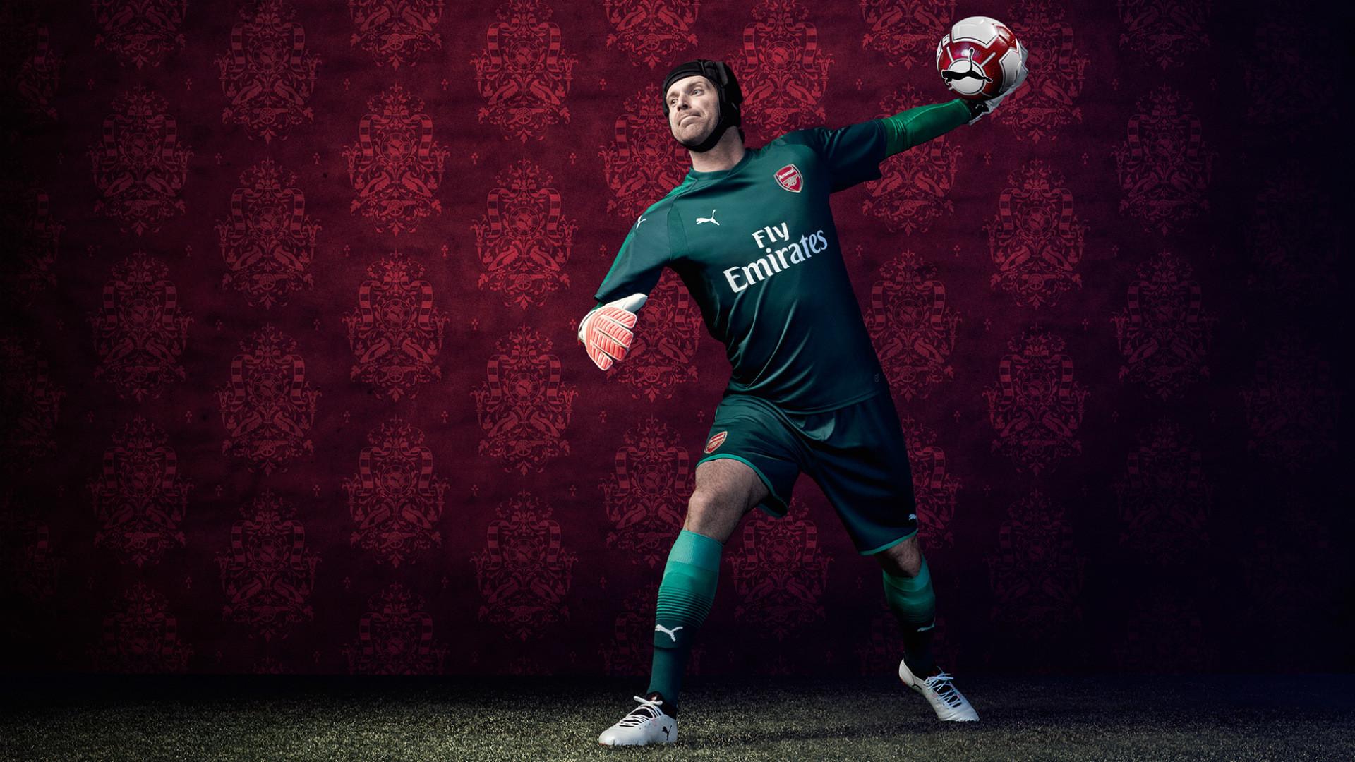 Arsenal Home Kit 2017-18