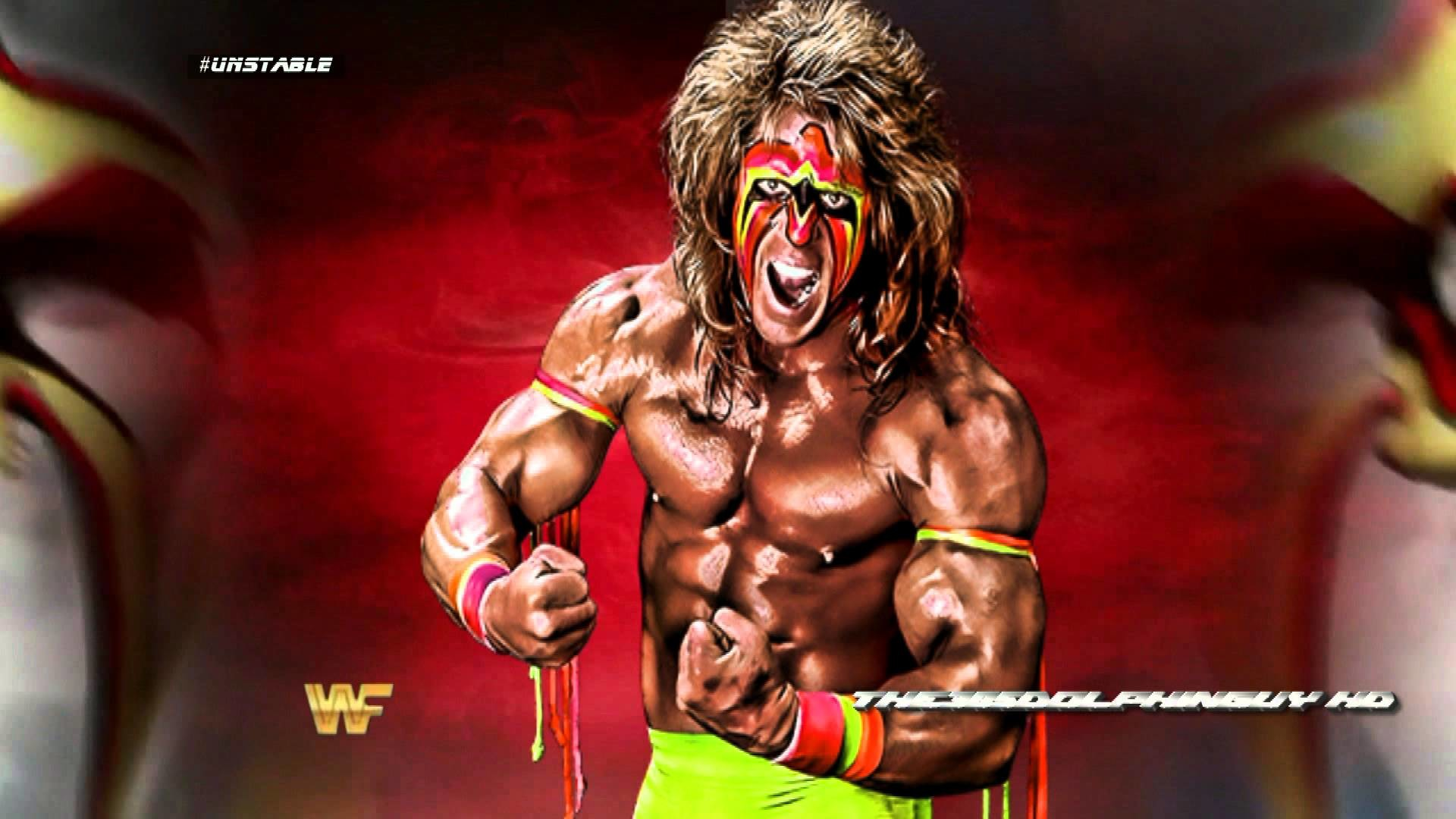 WWE: Ultimate Warrior 1st Theme – Unstable (HQ + Arena Effects .