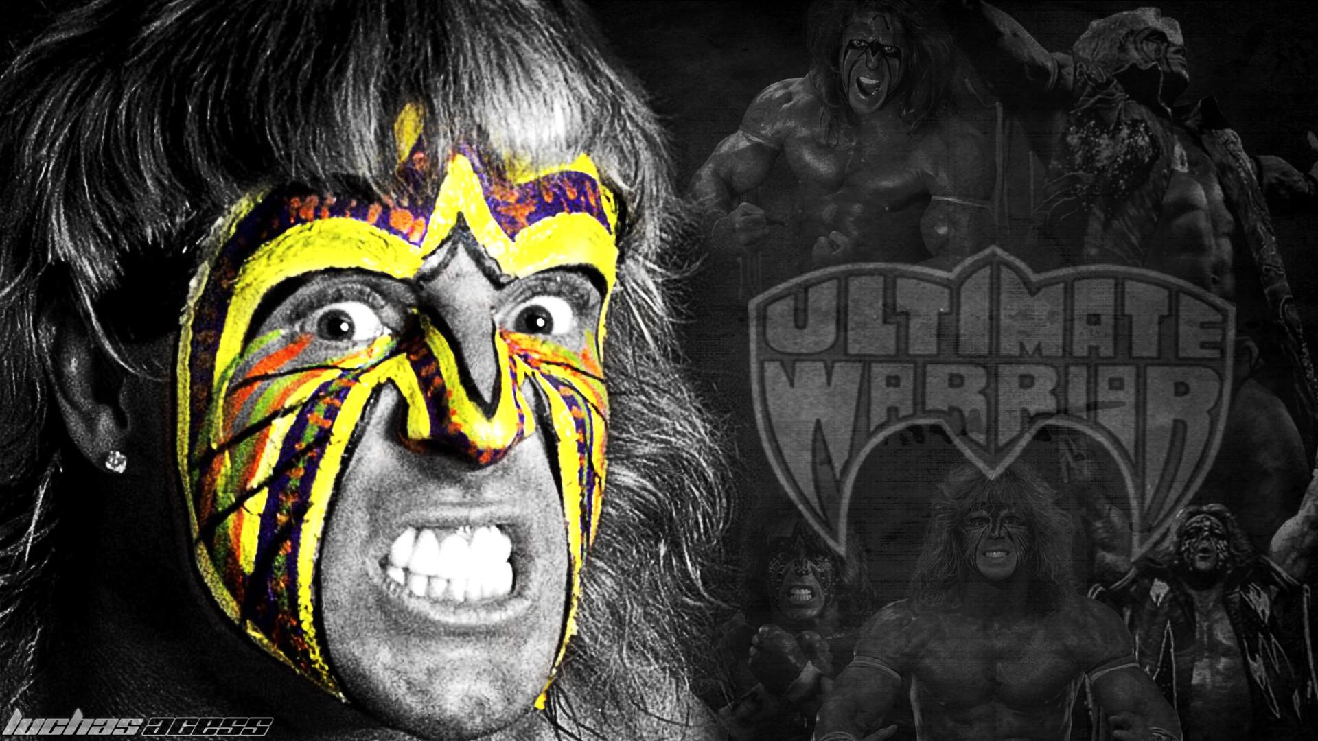 Wallpaper Ultimate Warrior 2014