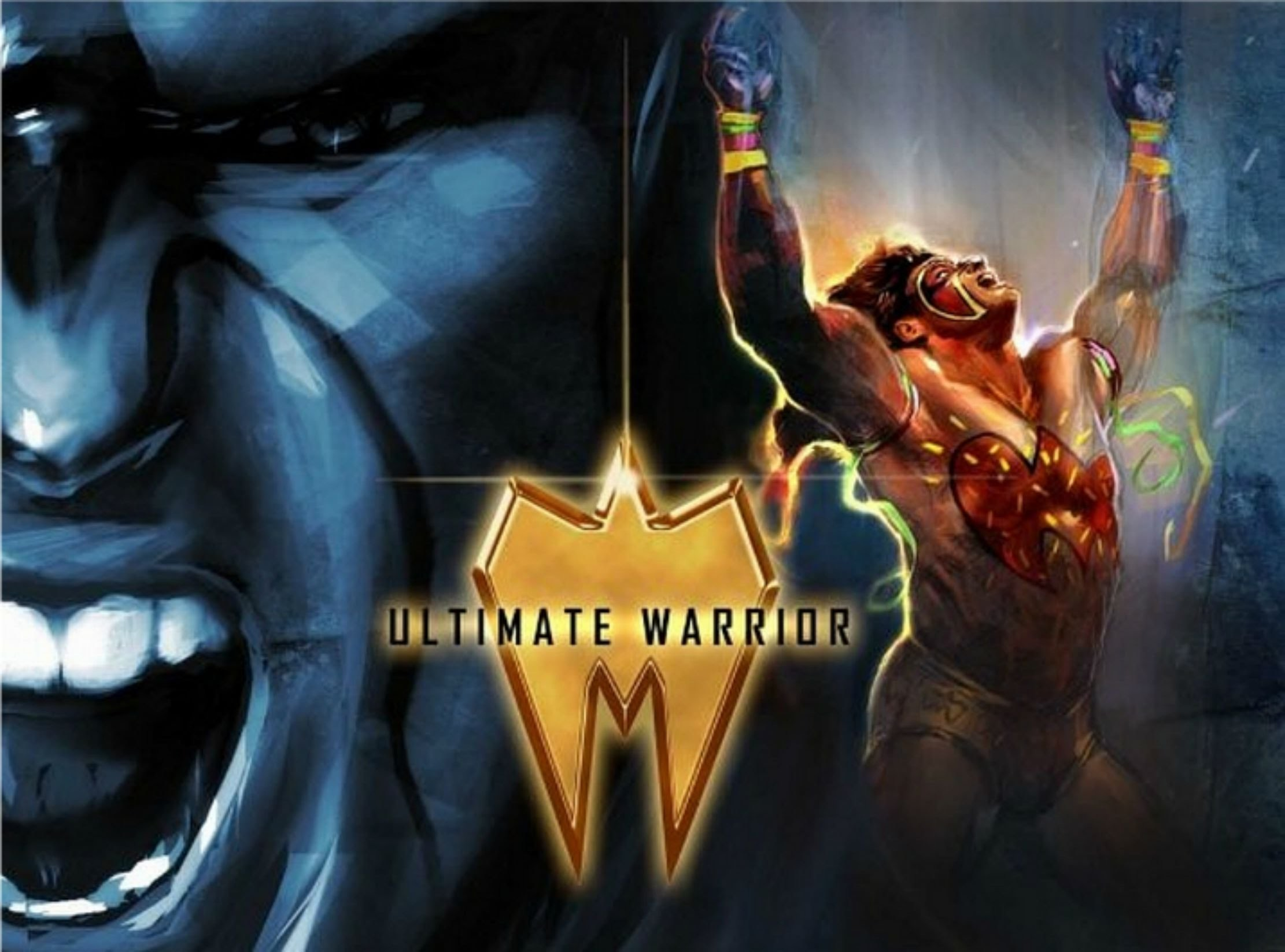 WWE 2K15 [BODY BAG MATCH] ULTIMATE WARRIOR VS THE UNDERTAKER W/ PAUL BEARER  – YouTube