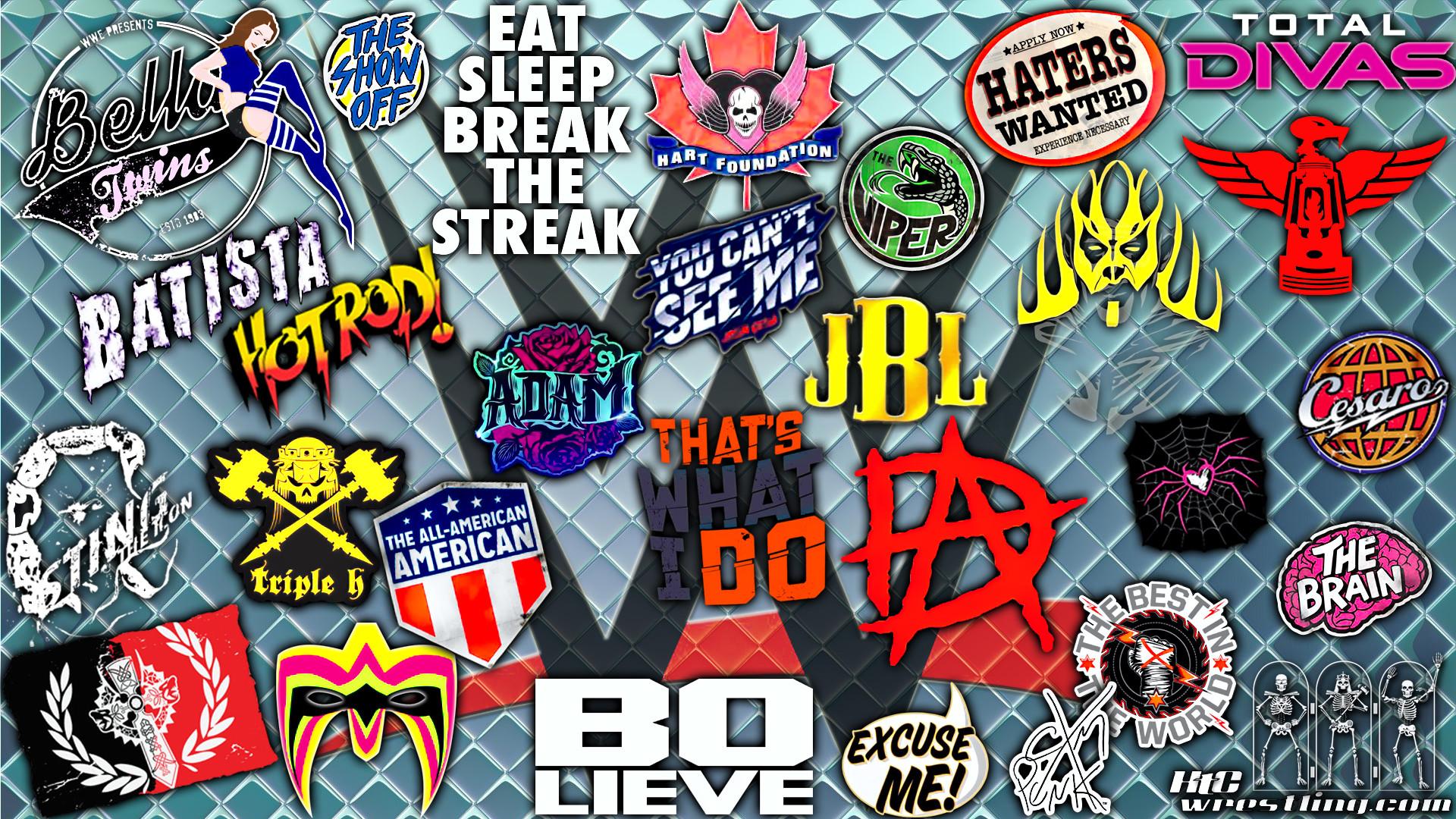 "Wallpaper of the Week: ""New Era WWE Logo"" Wallpaper"