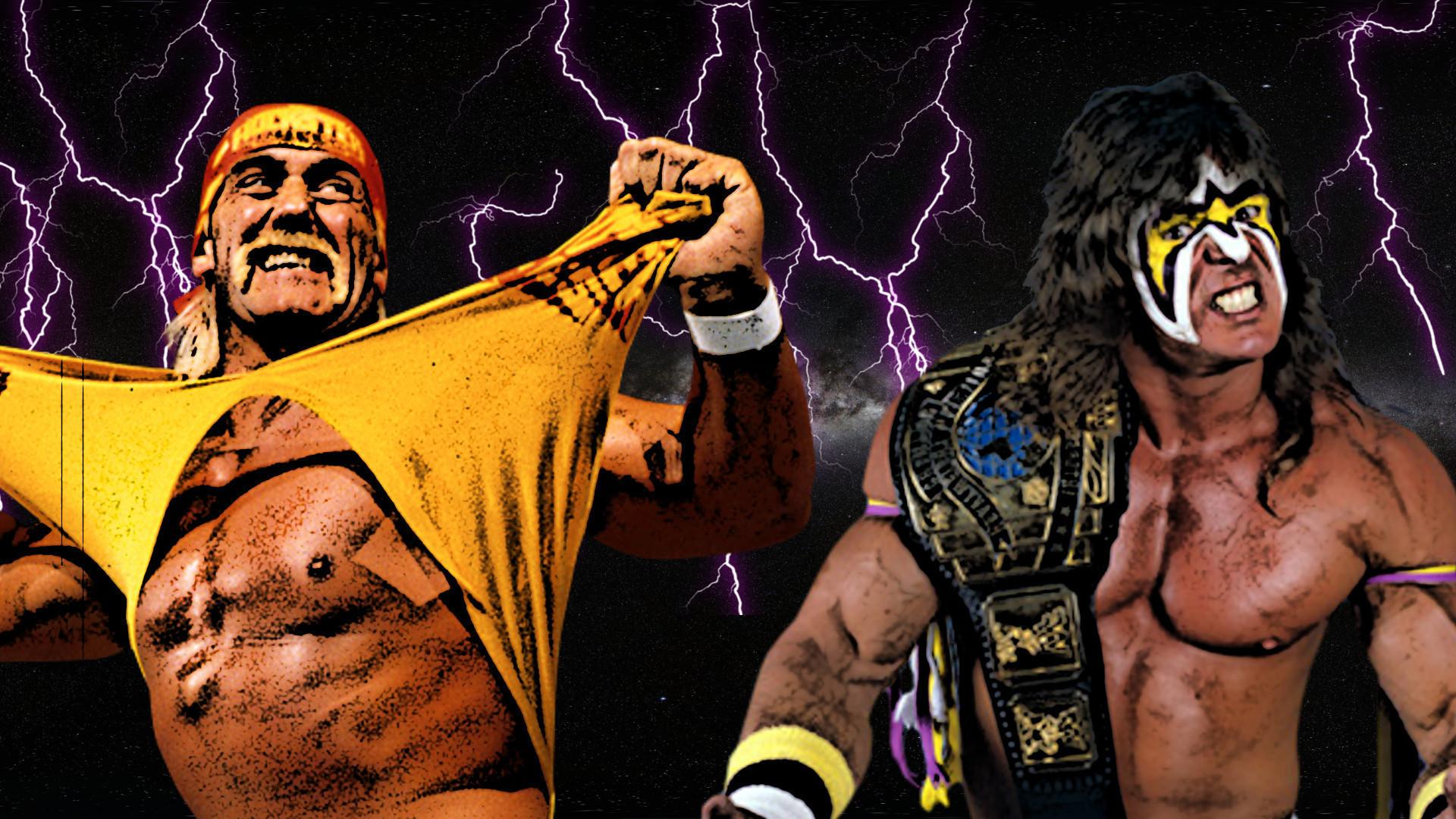 Ultimate Warrior Wrestlemania 8