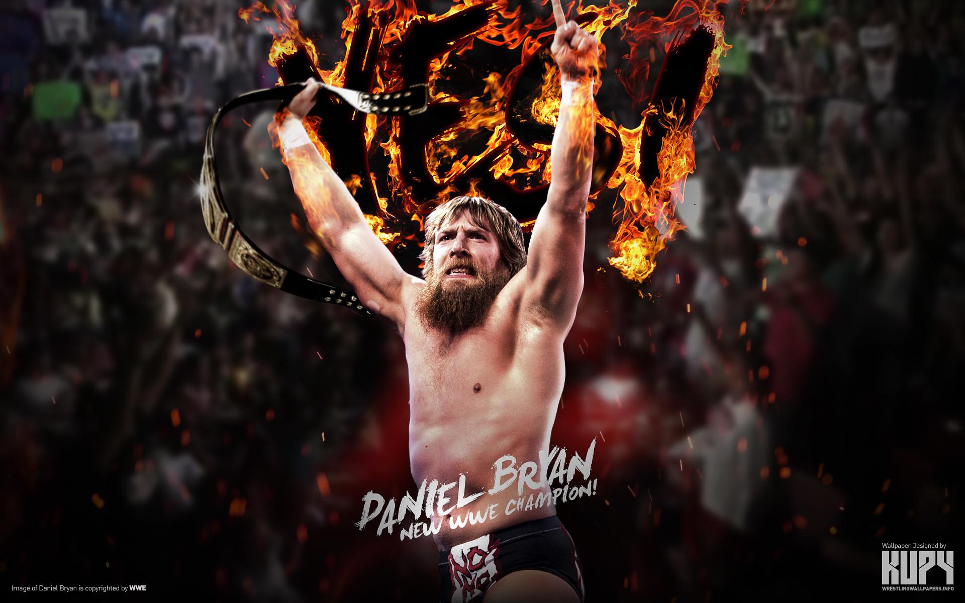 WWE Champion Daniel Bryan wallpaper 1920×1200 …