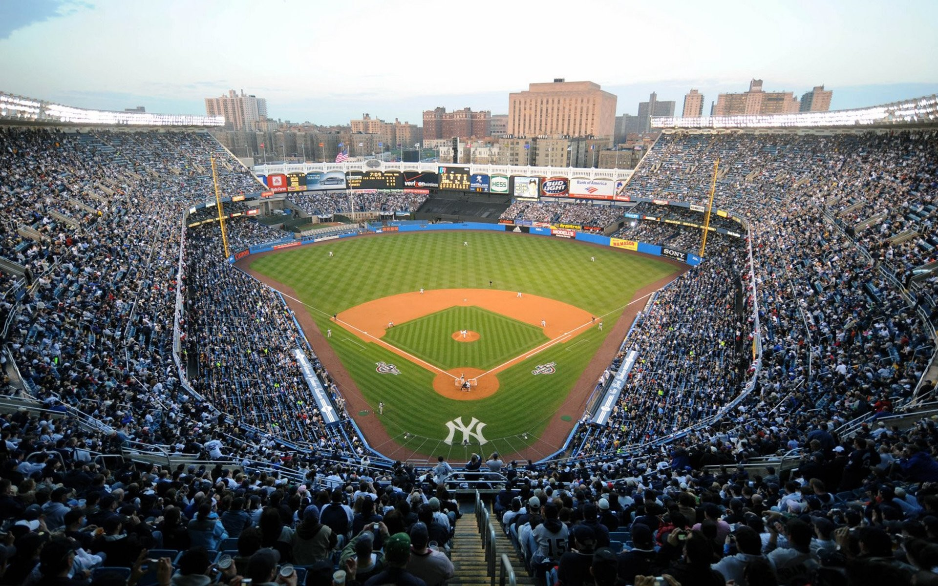New York Yankees Stadium 803783