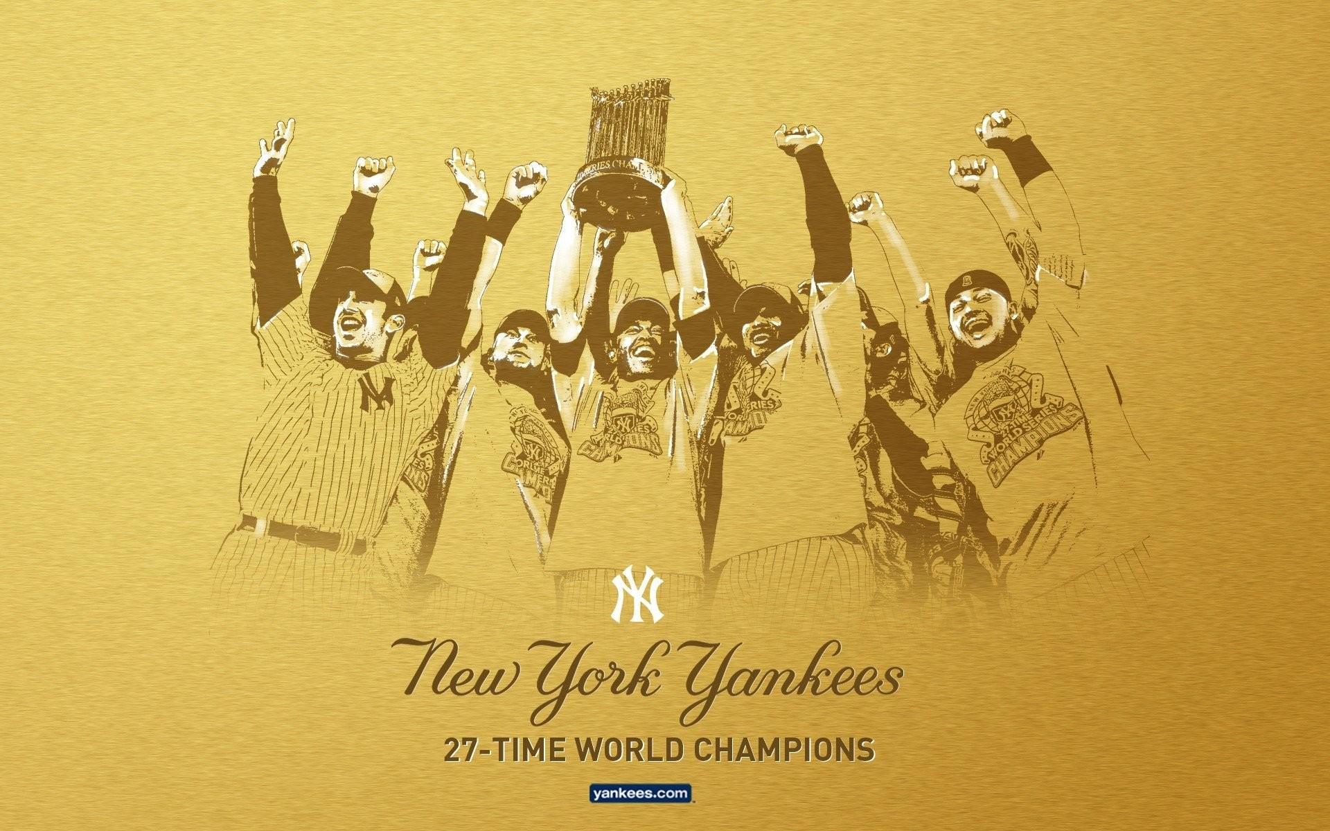 HD Wallpaper   Background ID:416464. Sports New York Yankees. 0  Like