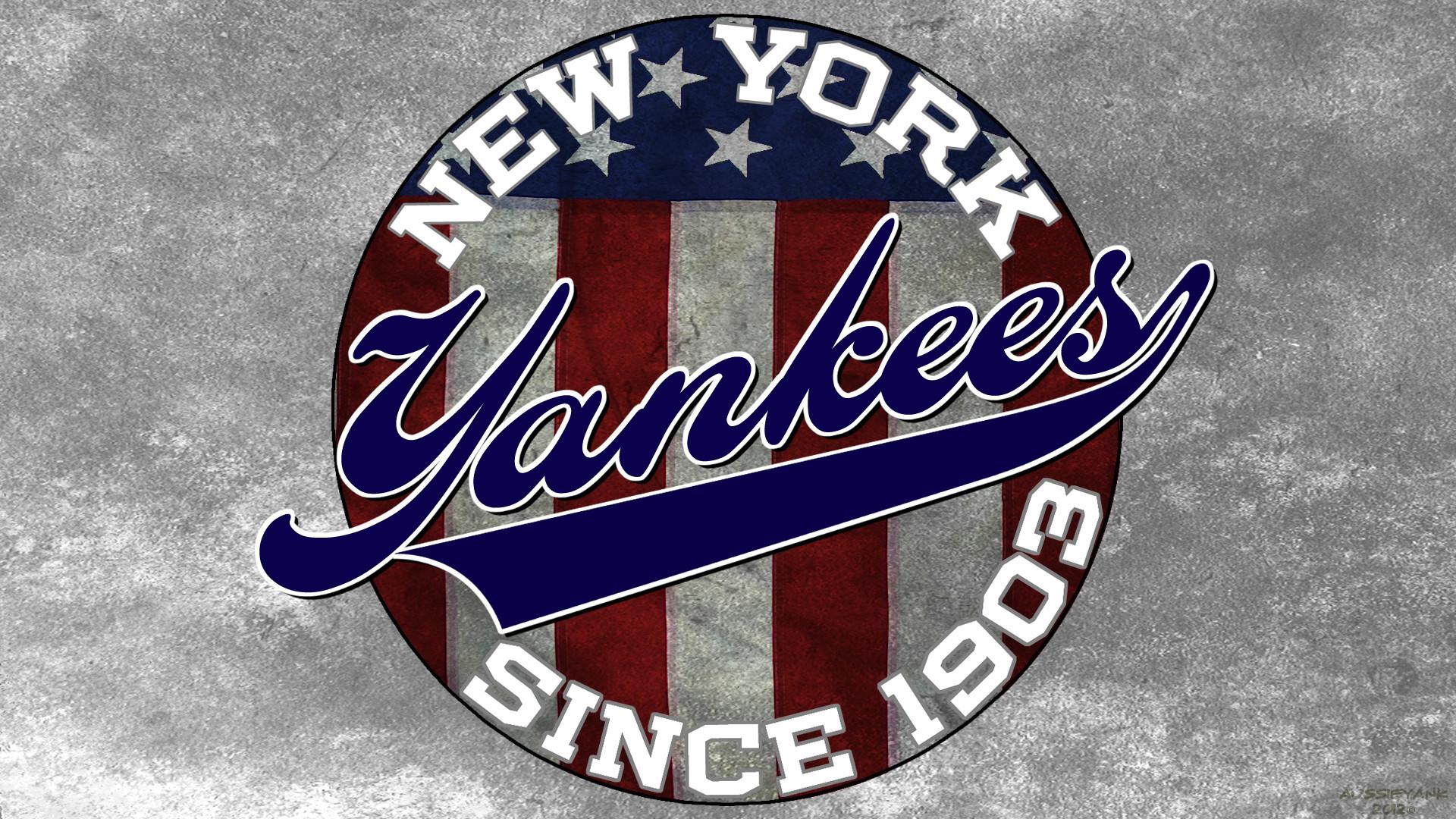 Yankees Wallpaper 1 1920×1080. View Full-Sized