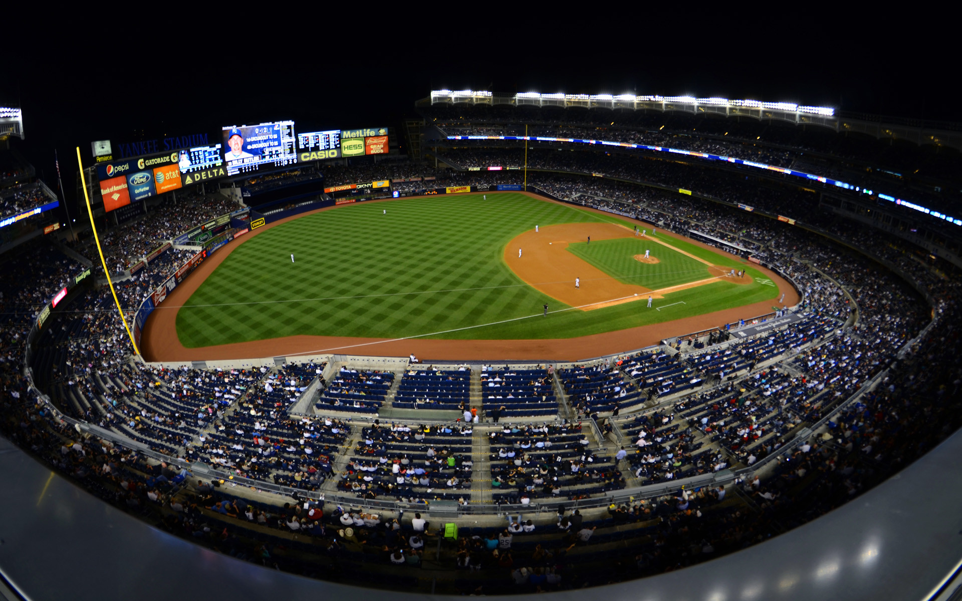 Top 1000 wallpapers blog: Yankee stadium wallpapers