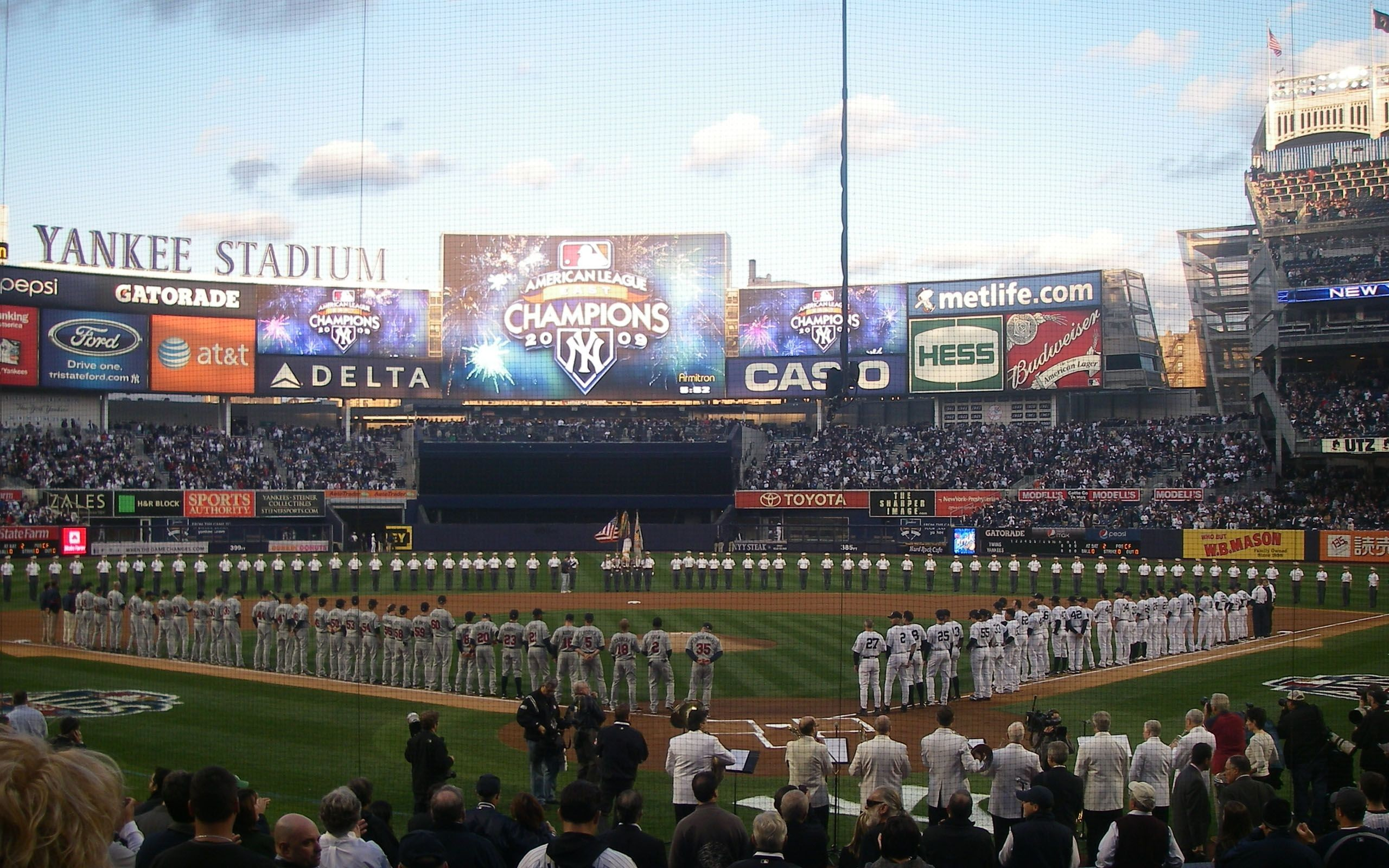 New Yankee Stadium Wallpaper Design Ideas ~ New York Yankees .