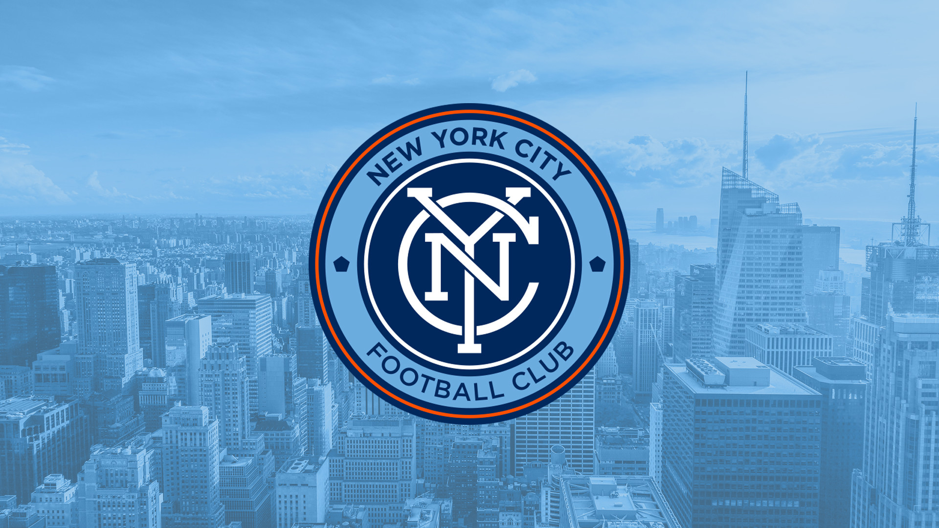 New York City FC Desktop Wallpaper