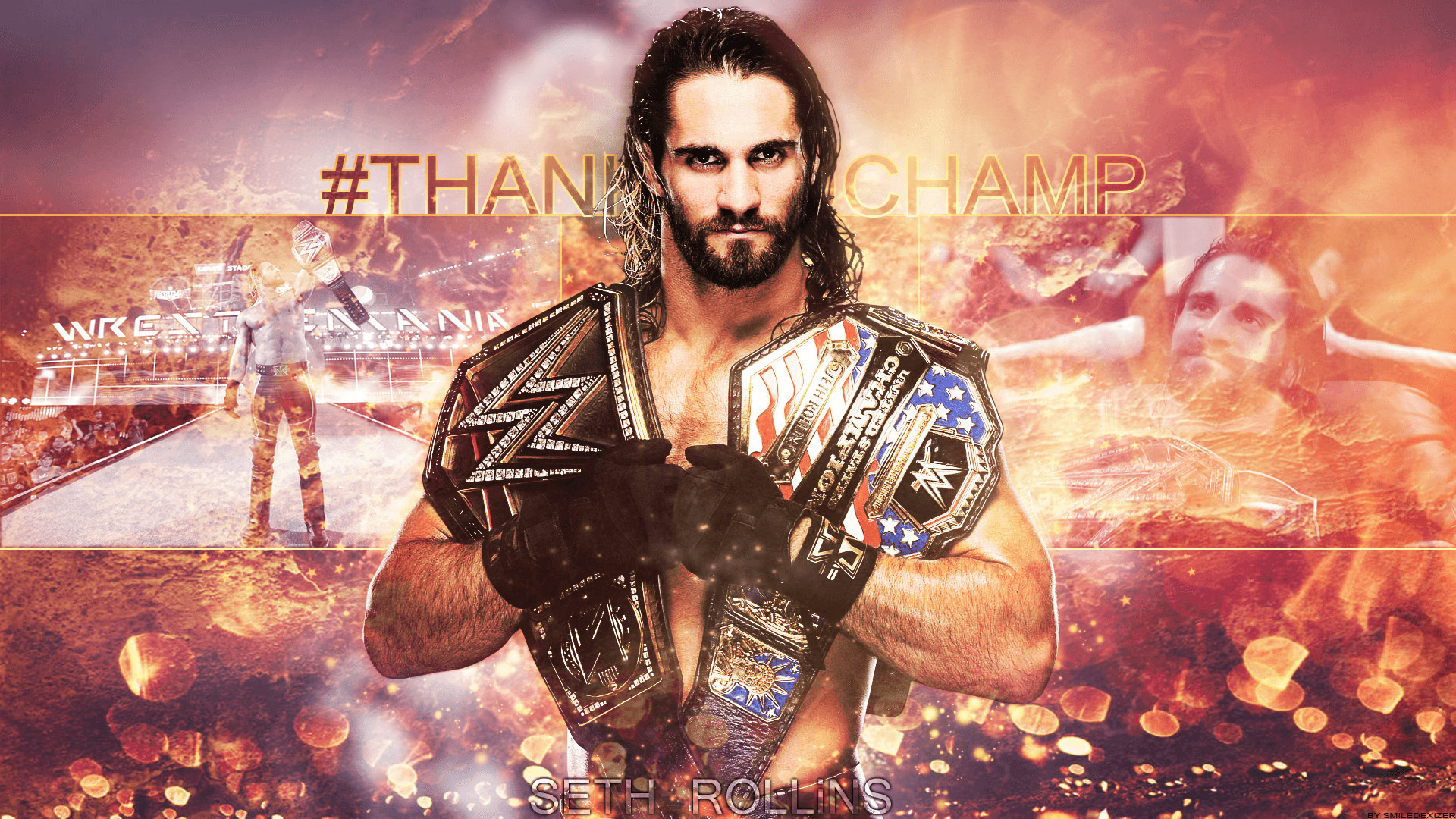 Seth Rollins HD Wallpapers – HD Wallpapers Backgrounds of Your Choice