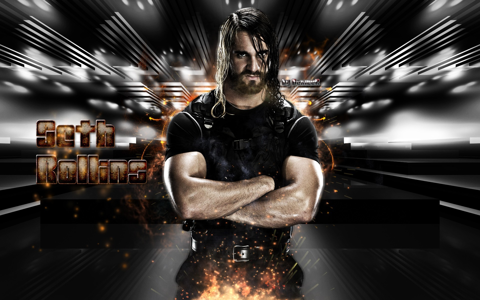 WWE Superstar Seth Rollins Wallpapers – New HD Wallpapers