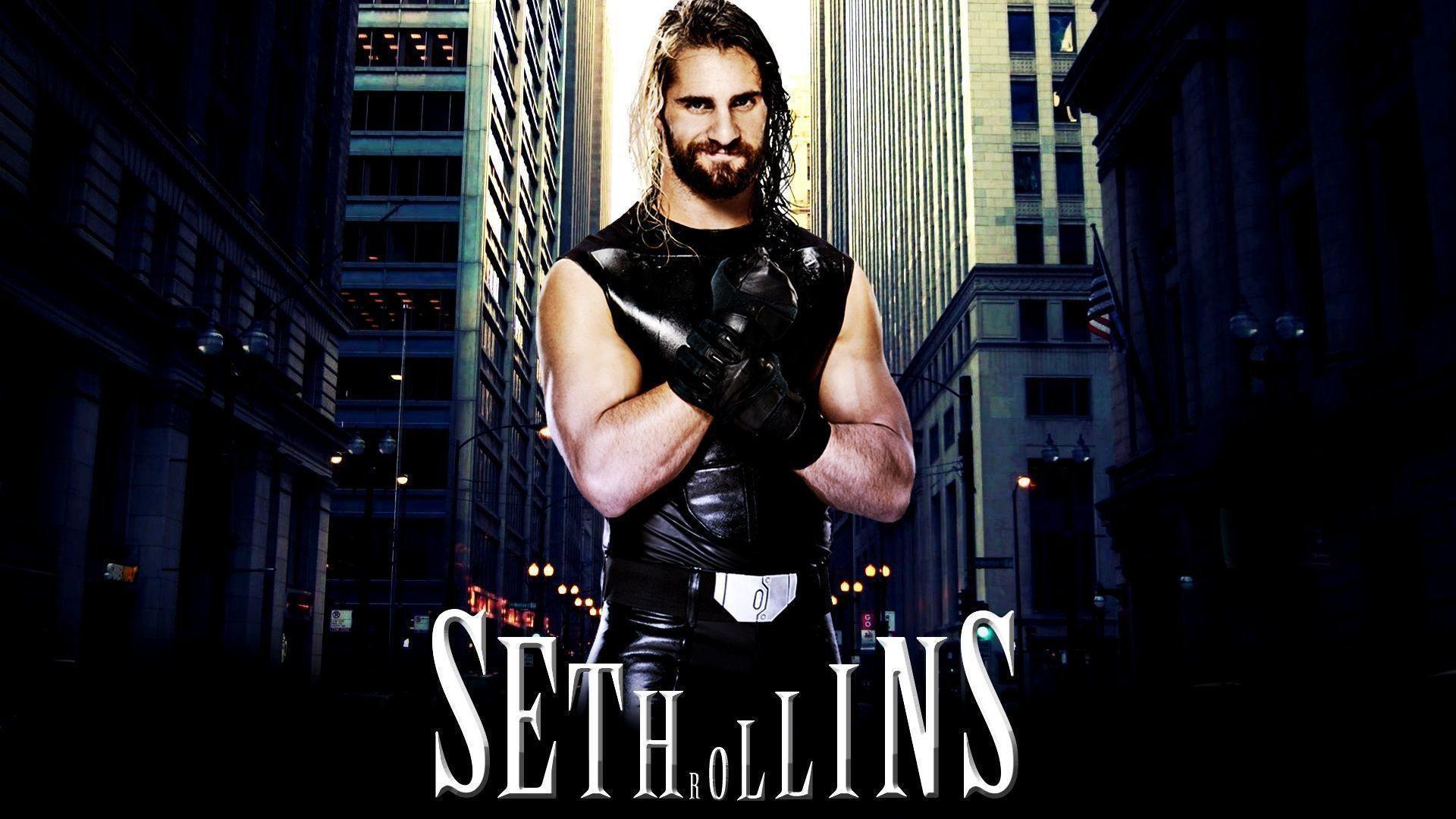 Seth Rollins HD Wallpaper