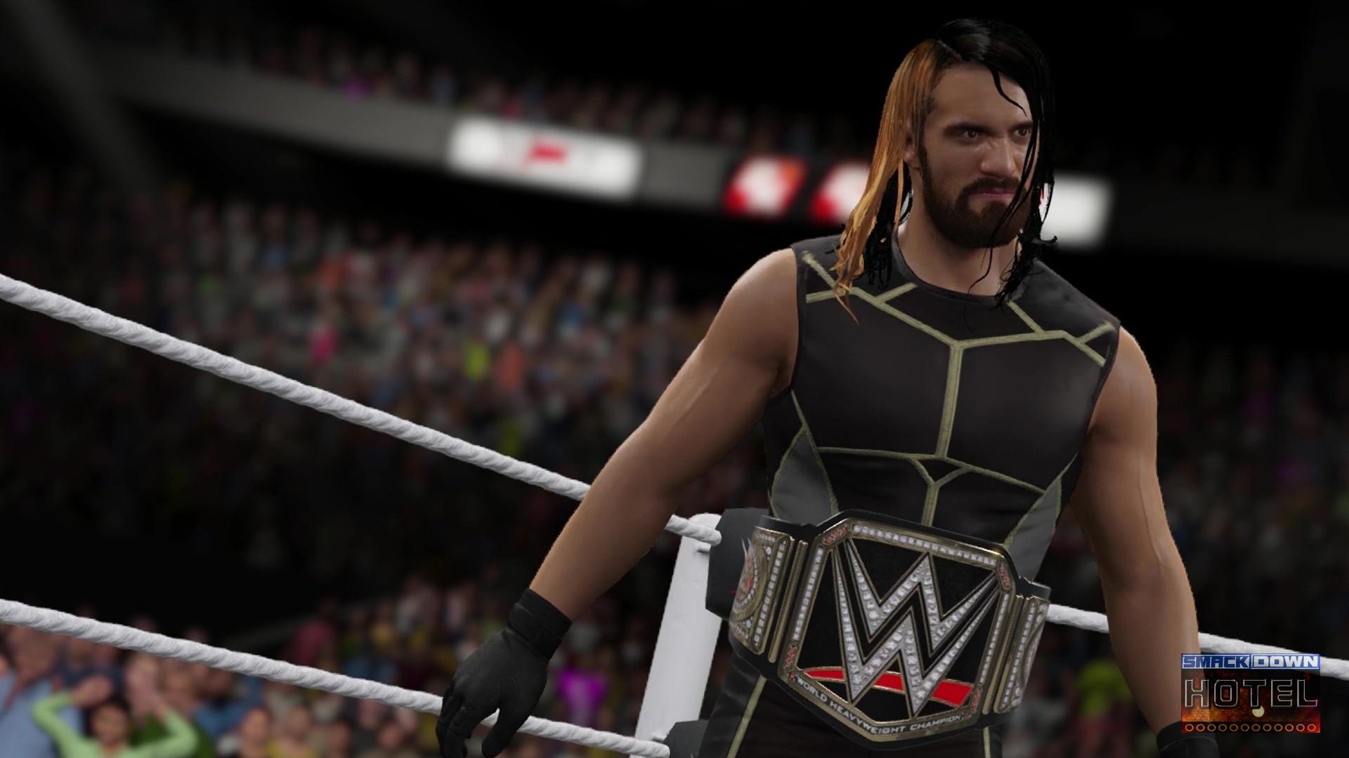 WWE2K16 PC Randy Orton WWE2K16 PC Kevin Owens WWE2K16 MovesPack2 WWE2K16  RollinsPanoramic WWE2K16 Launch SethRollins WWE2K16 Launch DirtyPin WWE2K16  Trailer …