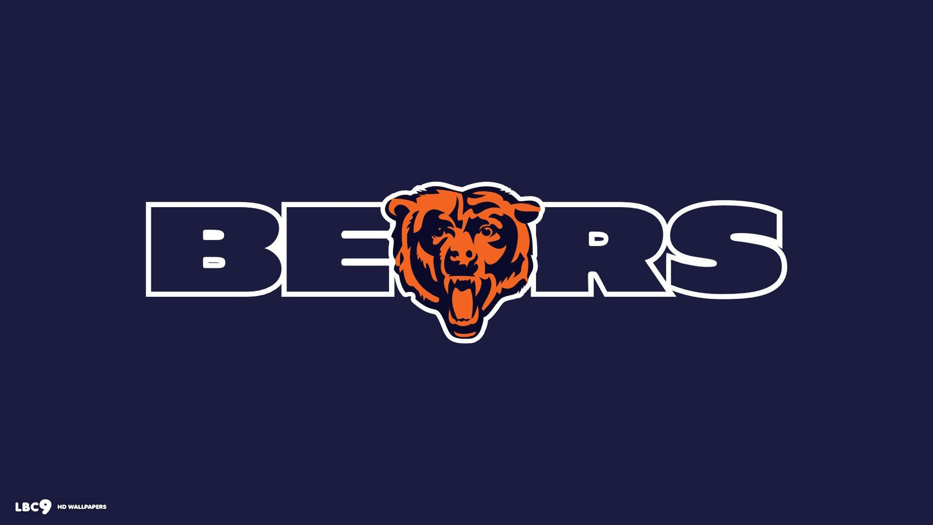 chicago bears nfl team 1080p widescreen
