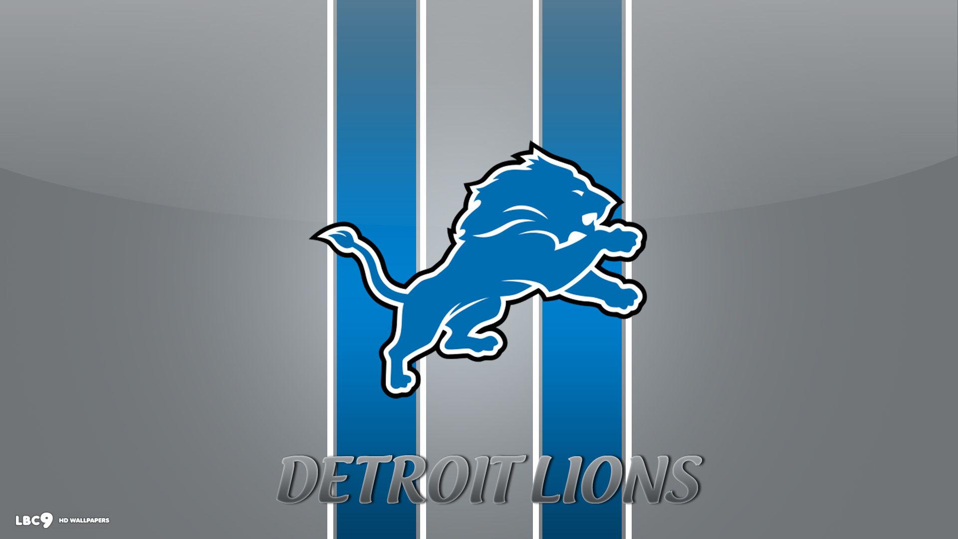 detroit lions silver wallpaper