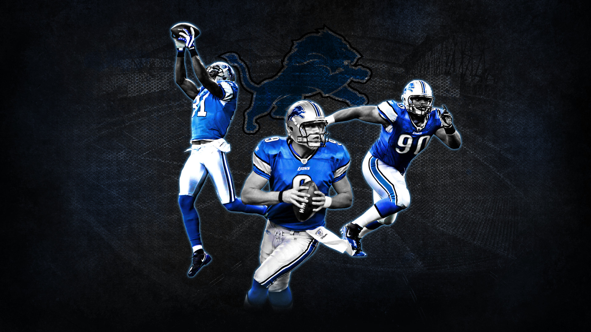 Detroit Lions Wallpaper HD