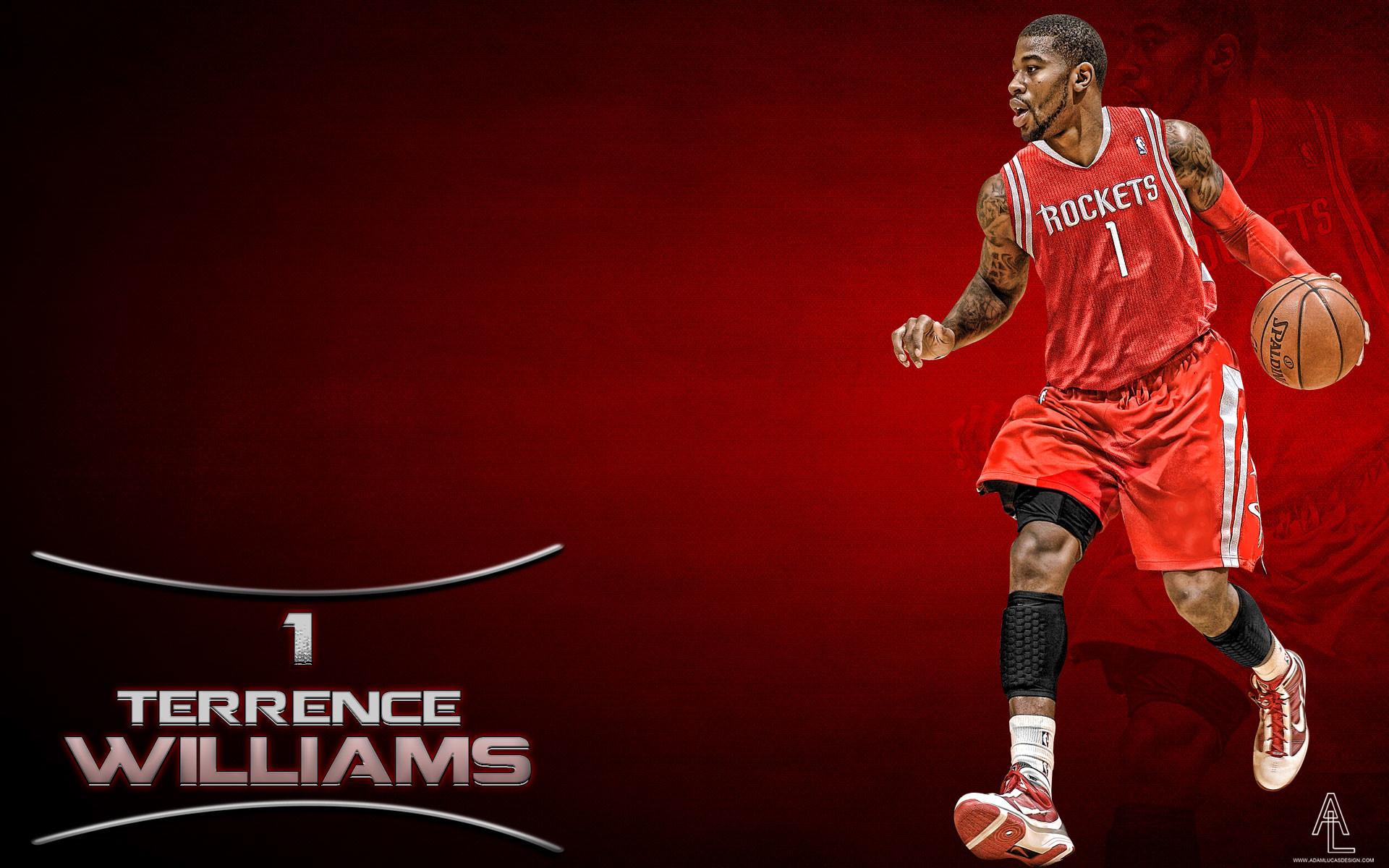 Terrence Williams Rockets Widescreen Wallpaper
