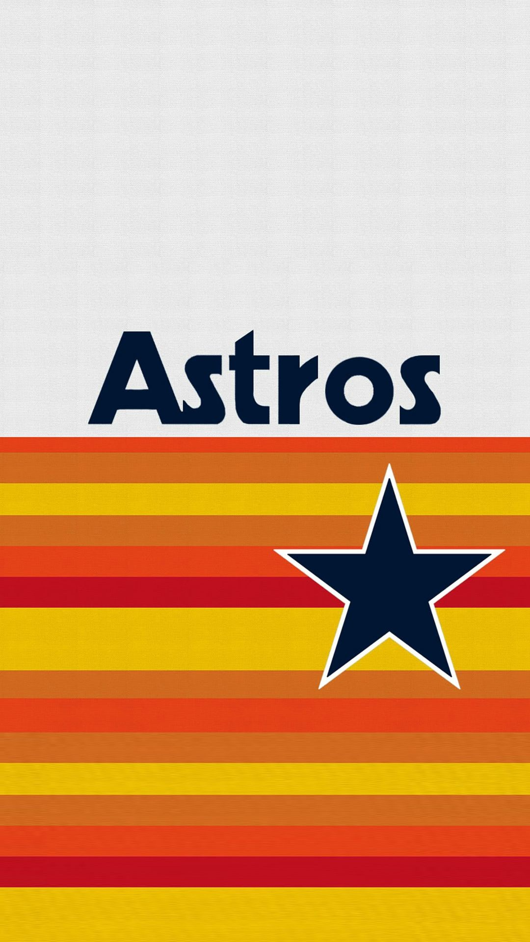 Hey y'all! whipped up some Rainbow Guts wallpapers for iPhone and Android!  : Astros