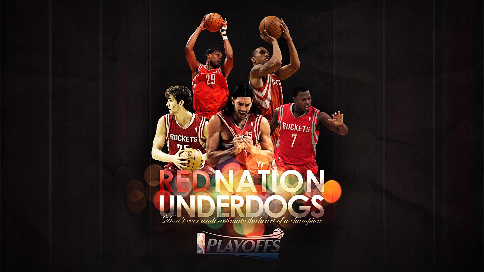 Rockets 2012 Playoffs Wallpaper