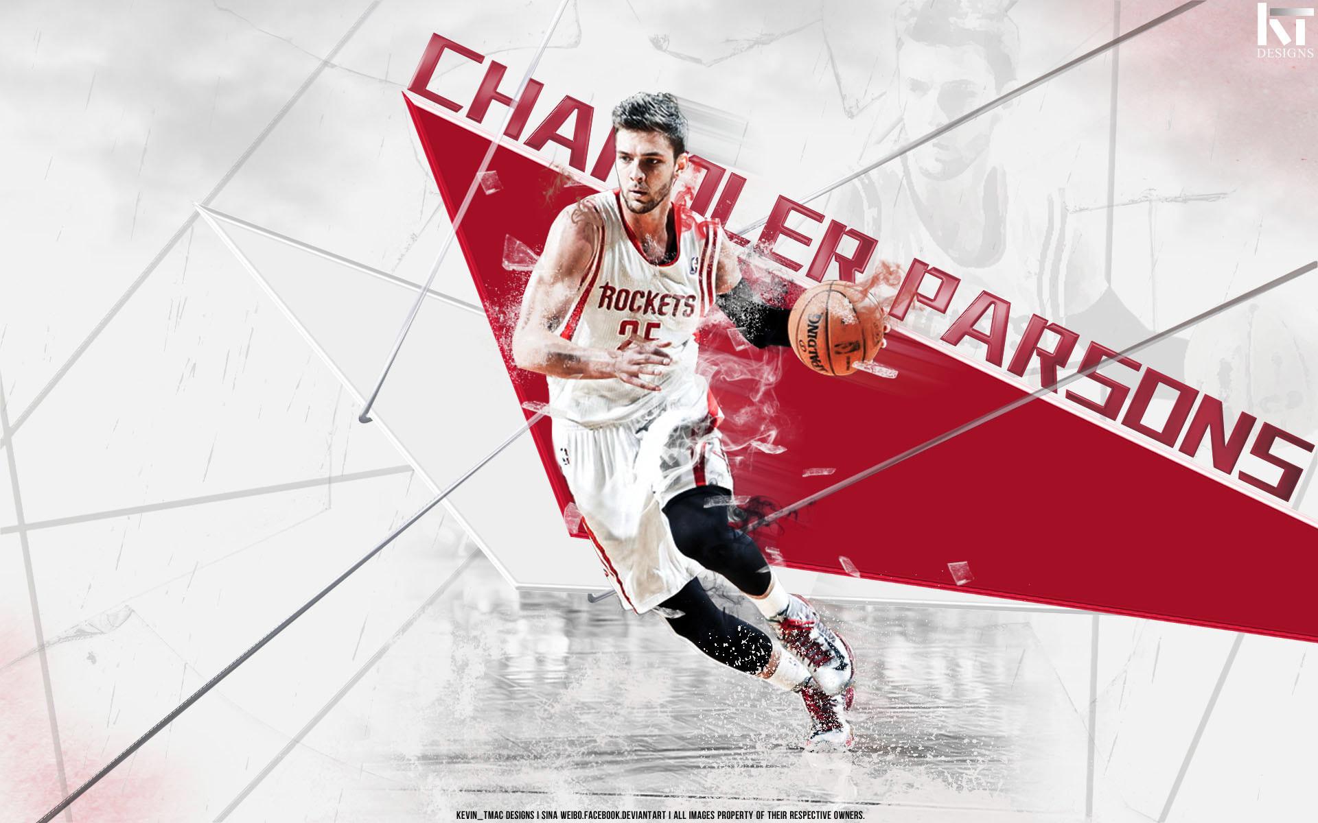 Chandler Parsons Rockets 1920×1200 Wallpaper