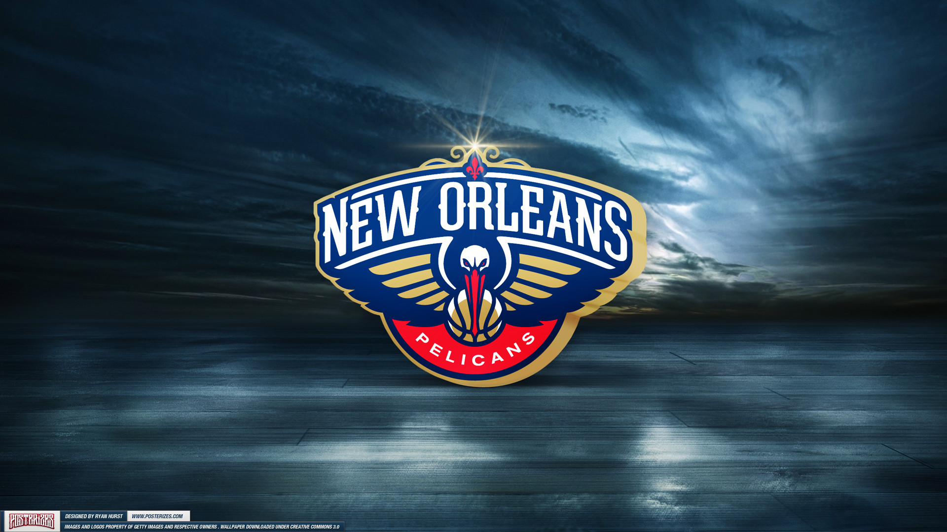 New Orleans Pelicans Wallpaper #1 | New Orleans Hornets/Pelicans |  Pinterest | NBA