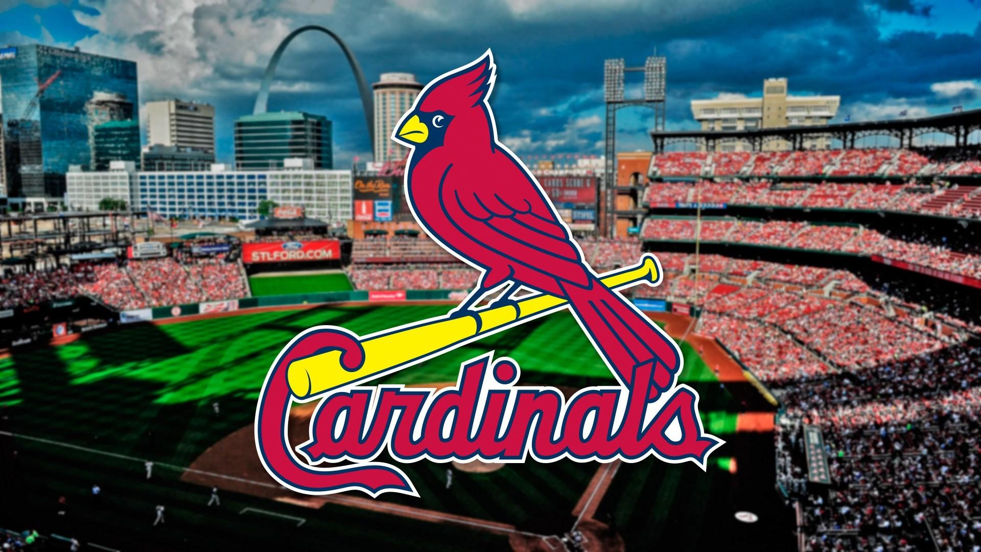 St Louis Cardinals Background Wallpaper Hd