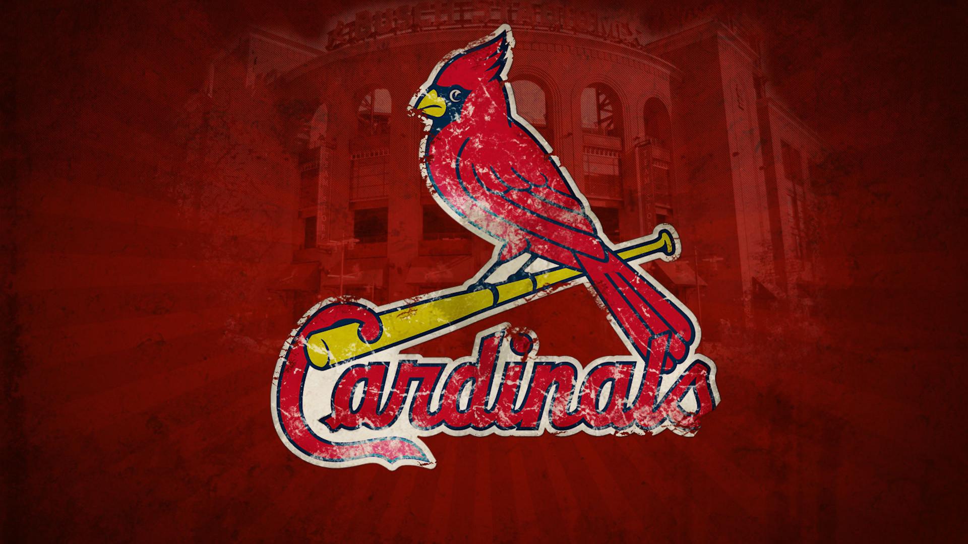 Sports, Baseball, St. Louis Cardinals Baseball Logo Art, Mlb, St.