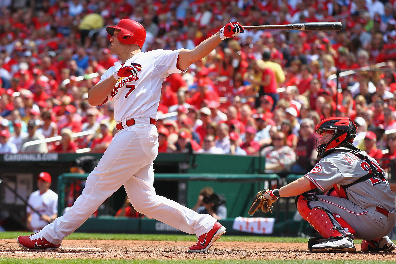 Cardinals Baseball Players